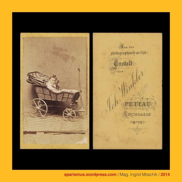 Sparismus, Sparen ist muss, Zensurismus, Zensur ist muss, Johann Winkler, aktiv 1860er - 1910er in Pettau, Ptuj, Mag. Ingrid Moschik, Konzeptkünstlerin, Mündelkünstlerin, politische Künstlerin