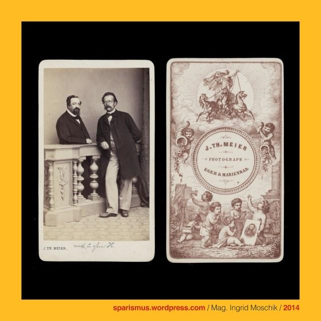 Johann Theodor Meier (aktiv als Photograph um 1865 bis um 1885 in Eger und Marienbad sowie Franzensbad), J. Th. MEIER, Photograph, EGER & MARIENBAD & FRANZENSBAD, Eger Egire Egra Cheb Chba, CDV, cdv, carte-de-viste, carte de visite, Visitenkartenporträt, Visitenkartenfoto, Sparismus, Sparism, Sparen ist muss, Spass muss sein, Kampfsparen, Gesundsparen, Spa ist fein, repressive Politik, suppressive Politik, depressive Politik, Deflationspolitik, Fiskalpolitik, Konsolidierungspolitik, Reformpolitik, Zensurbehörde, Strafgerichte als Mediengerichte, Zensurismus, Zensur ist muss, Ohne Zensur keine Diktatur, Keine Diktatur ohne Gewalt, Meinungsmonopol, Deutungshoheit, censorism, censorship, Gedankenpolizei, Denkverbote, Meinungssteuerung, Meinungsunterdrückung, Meinungspolitik, Propaganda, Konzeptkunst, Mündelkunst, politische Kunst, verbotene Kunst, forbidden art, Entartete Kunst, Finanzprokuratur, Institut für verdecktes Ablebensmanagement, Institut für Rabulistik, Bluthunde der Republik