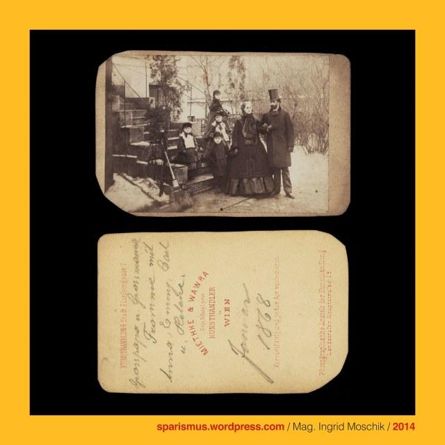 Miethke & Wawra (1861 – 1874 Kunst- und Photohandlung in Wien),  Hugo Othmar Miethke (1834 Potsdam – 1918 Gutenegg bei Cilli), Carl Josef Wawra (1839 Wien - 1905 Wien), Carl Ludwig Franz Wilhelm Fromme (1828 Hamburg – 1884 Wien), Karl Fromme (1828 Hamburg – 1884 Wien), CDV, cdv, carte-de-viste, carte de visite, Visitenkartenporträt, Visitenkartenfoto, Sparismus, Sparism, Sparen ist muss, Spass muss sein, Kampfsparen, Gesundsparen, Spa ist fein, repressive Politik, suppressive Politik, depressive Politik, Deflationspolitik, Fiskalpolitik, Konsolidierungspolitik, Reformpolitik, Zensurbehörde, Strafgerichte als Mediengerichte, Zensurismus, Zensur ist muss, Ohne Zensur keine Diktatur, Keine Diktatur ohne Gewalt, Meinungsmonopol, Deutungshoheit, censorism, censorship, Gedankenpolizei, Denkverbote, Meinungssteuerung, Meinungsunterdrückung, Meinungspolitik, Propaganda, Konzeptkunst, Mündelkunst, politische Kunst, verbotene Kunst, forbidden art, Entartete Kunst, Finanzprokuratur, Institut für verdecktes Ablebensmanagement, Institut für Rabulistik, Bluthunde der Republik