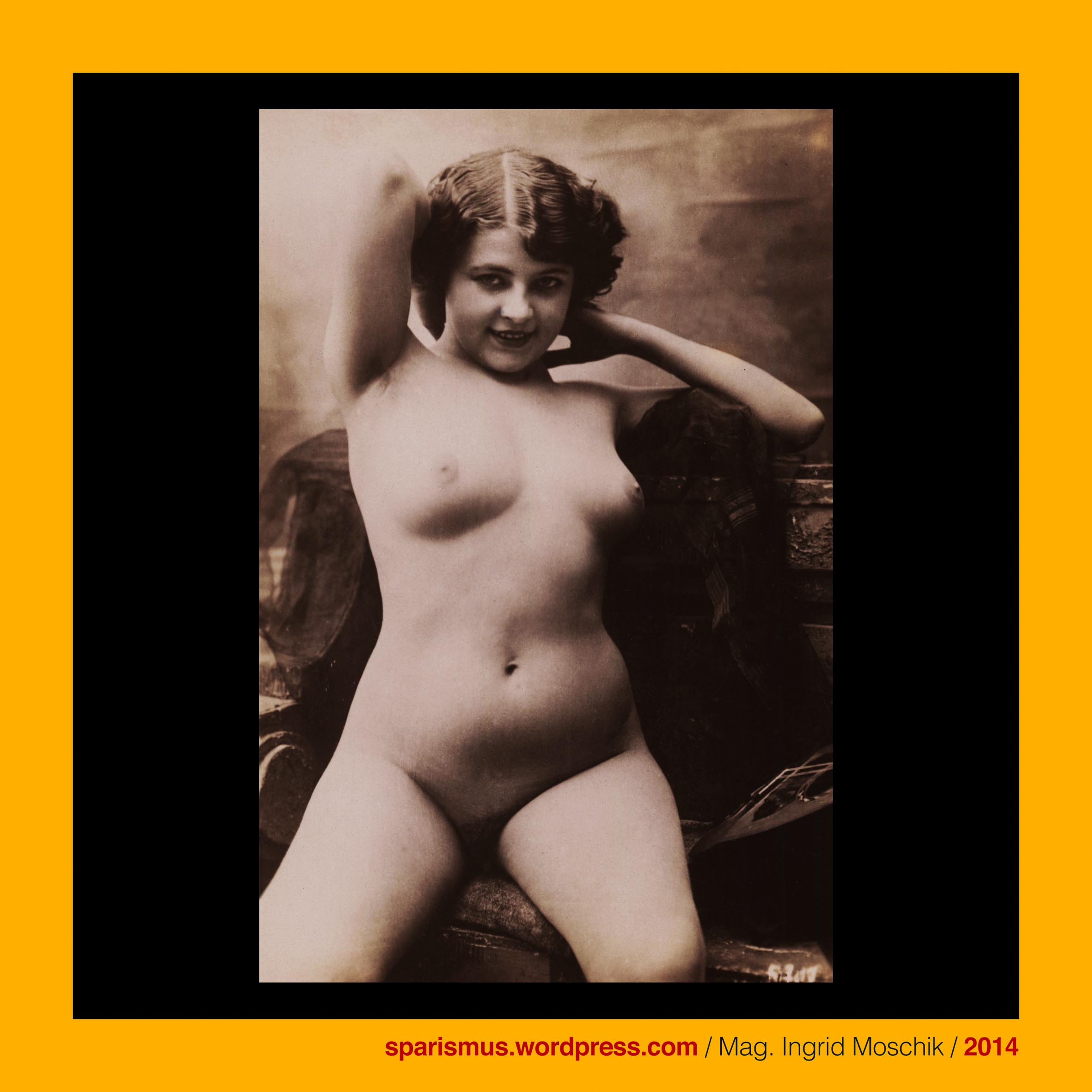 Fickfreunde in Paris ein Retro Porno
