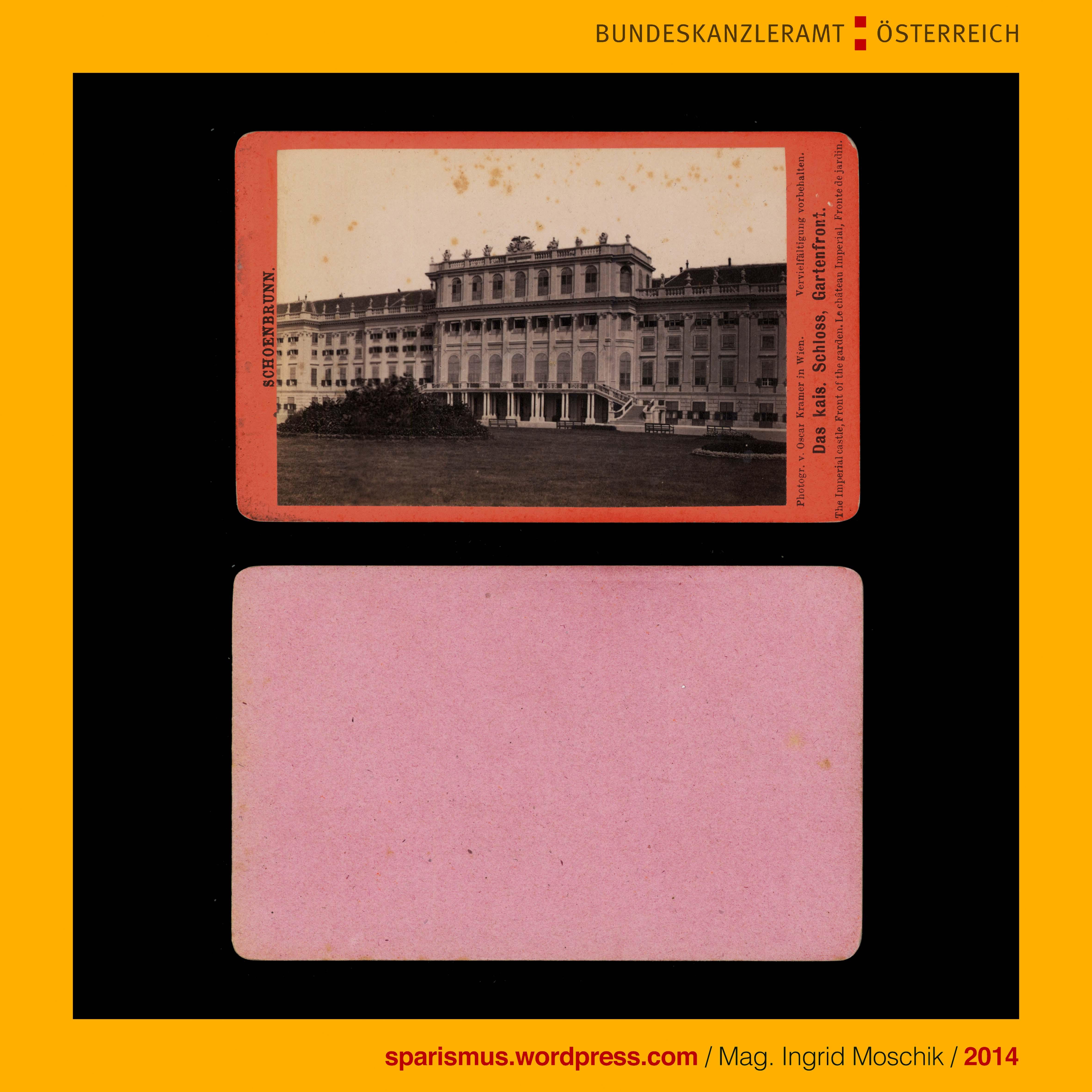 oscar-kramer-wien-schloss-schoenbrunn-1870-bka-bundeskanzleramt-zensur Impressionnant De Salon Jardin Teck Conception