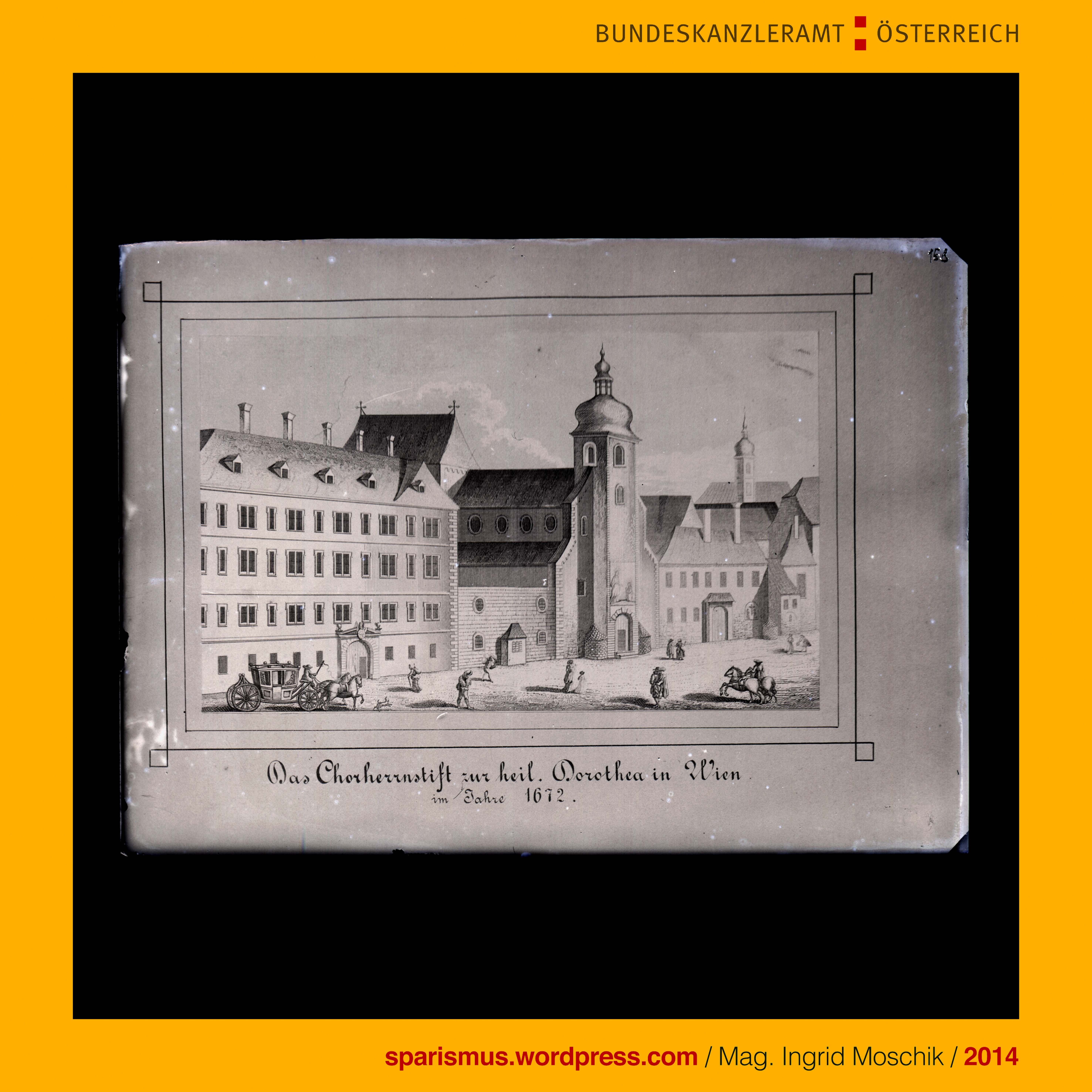 Ing Hanns Koch Amateur Um 1900 Wien I Innere Stadt Augustiner