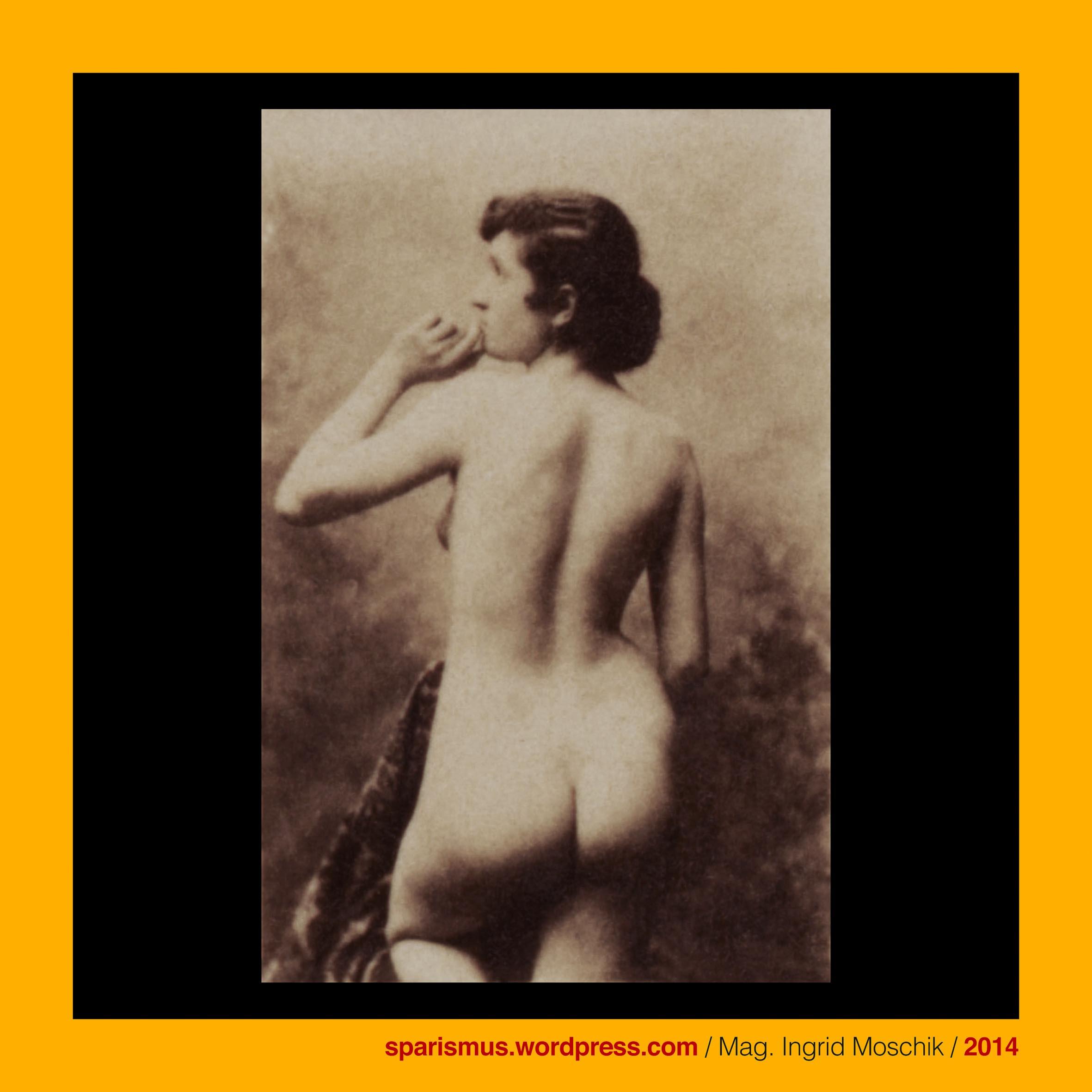 Nackte Frau stockbild Bild von aufgeworfen, fokus