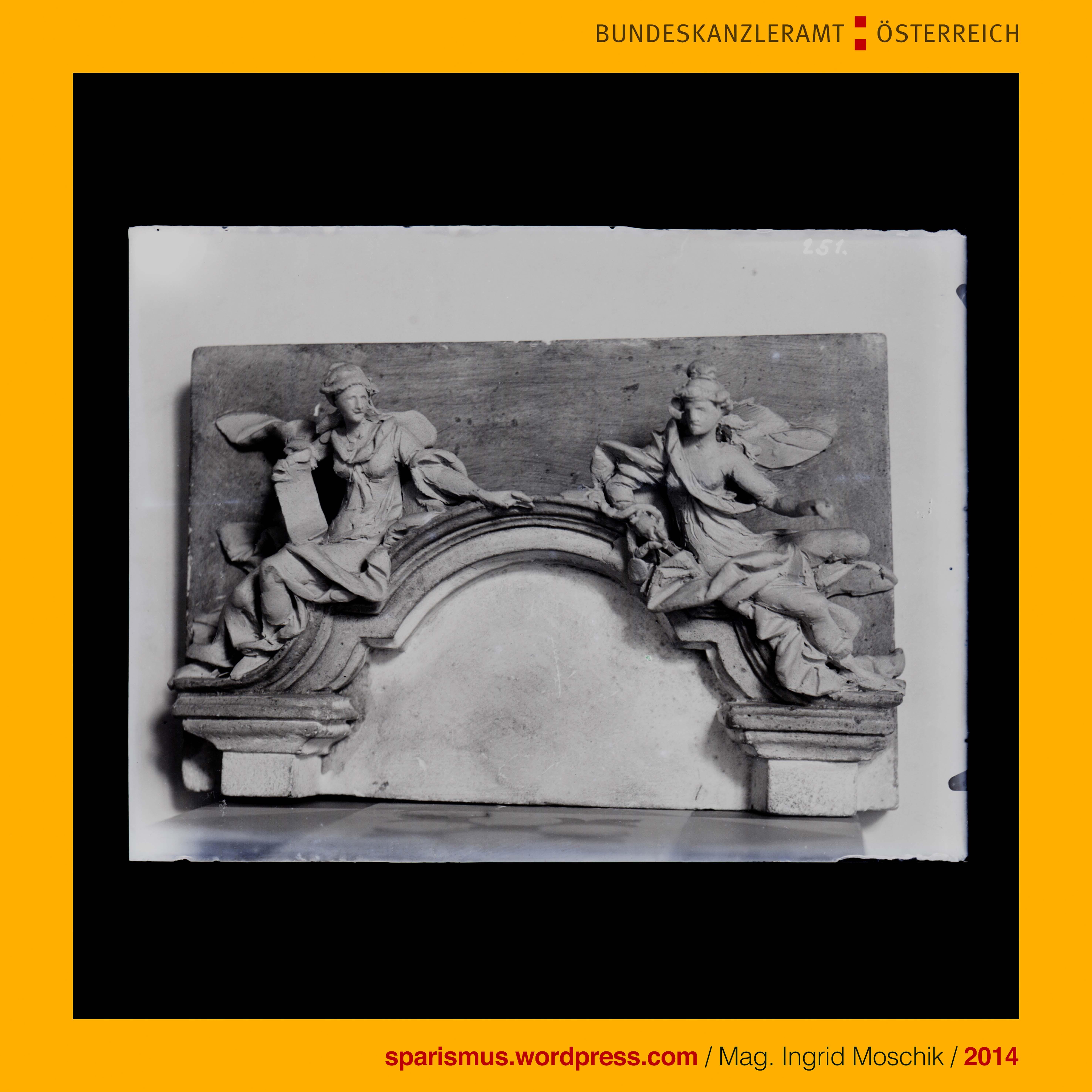 Ing. Hanns Koch, #Wien1900, hk251, #DOROTHEUM, Entwürfe für figurale ...
