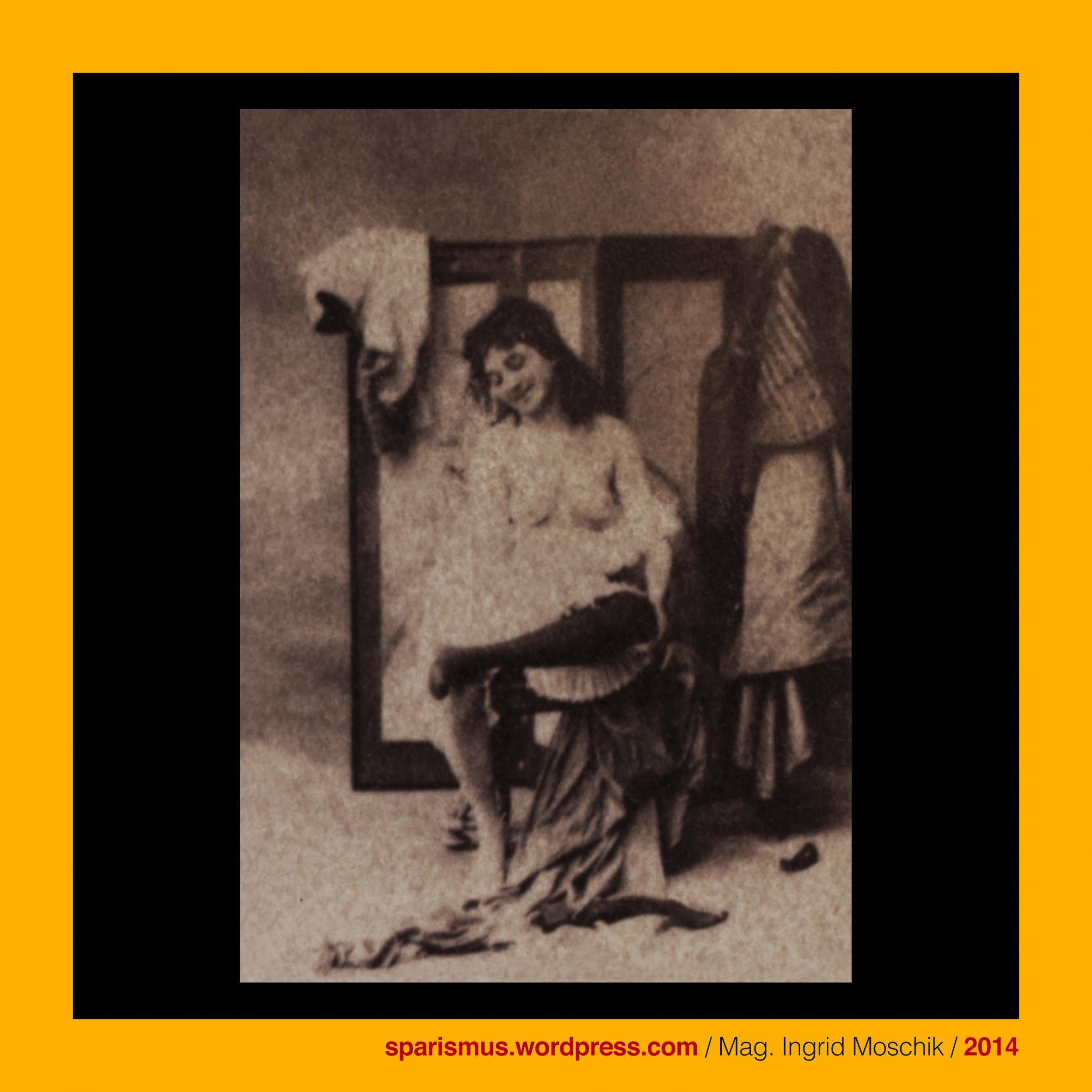 Otto Schmidt Kuk Wien 1890 Drolleries Parisiennes No 1 5 Stripperin Brust Frei Reizwasche Frontal Entstrumpfend Japonismus Paravent