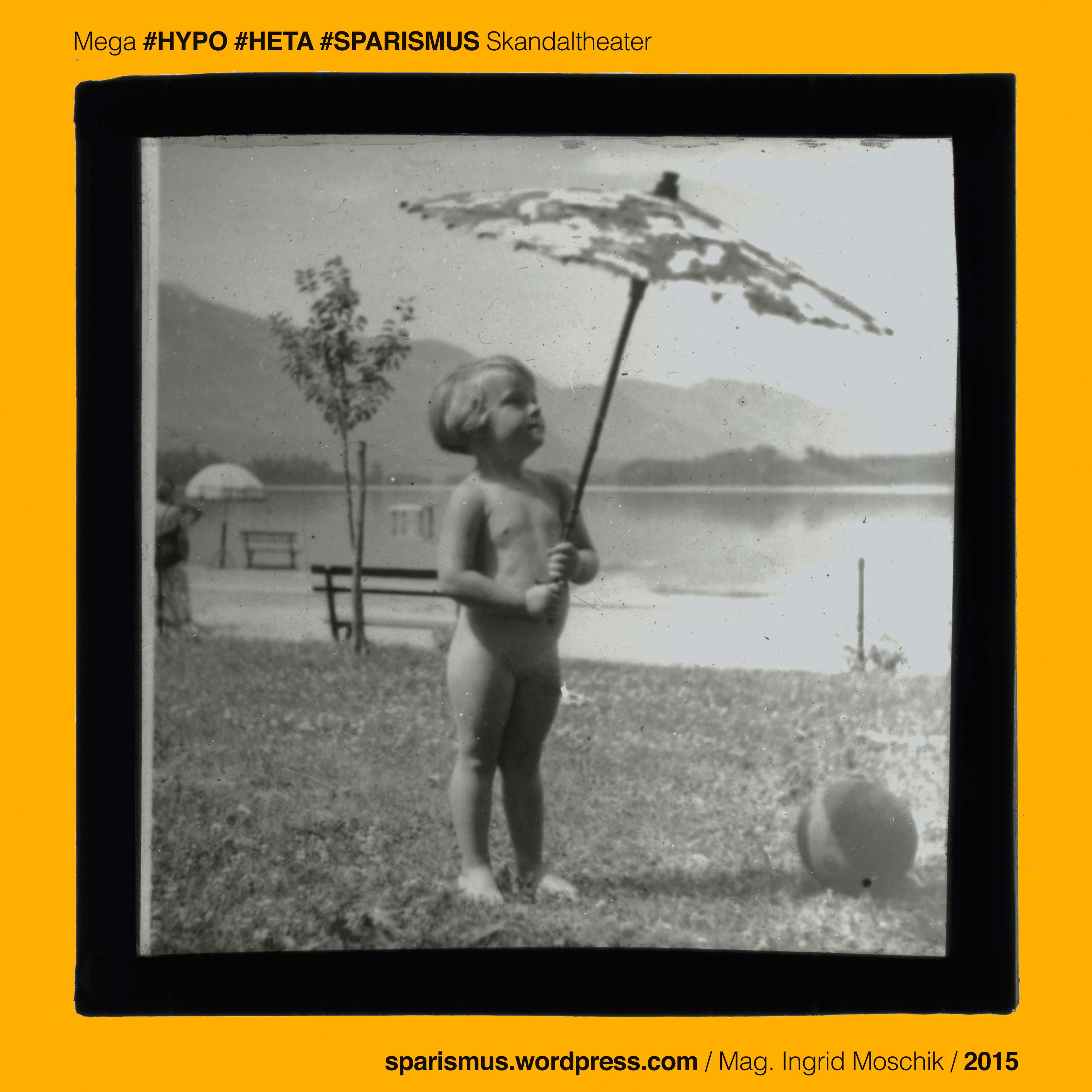 Hypo Heta Sparismus Arthur Benda FKK 1930 33 kleines Wiener