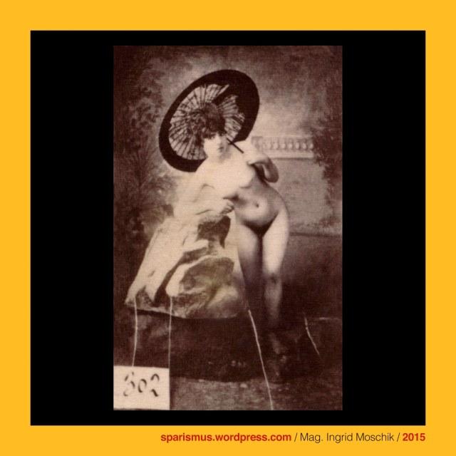 """Otto Schmidt (1849 Gotha - 1920 Wien), Otto Schmidt Wien, Otto Schmidt Vienna, Otto Schmidt Vienne, Otto-Schmidt-Verlag, Verlag Otto Schmidt, Otto Schmidt Photography, #OttoSchmidt, #OttoSchmidtWien, #OttoSchmidt1900, Otto Schmidt, Otto Schmidt Wien 1900, Otto Schmidt Erotik, Otto Schmidt k.u.k. Erotik, Otto Schmidt Kunstverlag, Otto Schmidt Fotoverlag, Otto Otto Schmidt Erotikverlag, Otto Schmidt Fotograf Wien, Otto Schmidt Photograph, Otto Schmidt Studio Wien, Etudes – modeles academiques pour artistes et industriels aristiques, On peut obtenir chaque numero en format-cabinet, Wien 1880er, Vienna 1880s, Wiener Künstlerakt, Wiener Künstlermodell, Wiener Künstlerstudie, Wiener Künstlervorlage, Wiener Kunstakt, Wiener Frauenakt, Wiener Mädchenakt, female nude study, Waldstück, Waldgrund, Urwaldstück, Urwaldgrund, Urwald, boscage, bush, Gebüsch, Buschland, Busch, Bosch, Buschwald, piece of forest, virgin forest, Dschungel, jungle, Seestück """"Helgoland"""", Helgoland = Heligoland = Heyligeland = Heilige Land (holy land) = Deät Lun = Das Land, Salondame, Salonmädchen, saloon queen, Säulenheilige, Wiener Säulenheilige, stylite, Lichtgestalt, Lichtgöttin, Salongöttin, Sexgöttin, Liebesgöttin, Venus, reclining nude study, reclining nude, butt a butt can, buttophil, #Popolina, Popolina, popobackenfrei, popozentrisch, Popozentrismus, maskierter Mädchenakt, maskierte Fechterin, Seestück, Strandstück, Historismus - Holzstuhl mit gedrehten Säulenbeinen, Historismus-Stuhl, Historismus - Holzstuhl mit geschitzter Rückenlehne, Victorian carved wooden stool, Römischer Garten, Parasol, Sonnenschirm, Himmelsblick, Biedermeier-Sessel, black pumps, Überkniestrümpfe, black overknees, popofeil, k.u.k. Poposophie, k.u.k. Popostudie, k.u.k. Popodame, bare ass naked, weiblicher Akt, Mädchen-Akt, Damen-Akt, Frauen-Akt, Aphrodite, Wintergartenbank, Weidenbank, willow bench, THONET bench, THONET Sitzbank, Bugholzbank, sleeping beauty, schlafende Schönheit, Walküre, Valkyre, reclining hammock queen"""