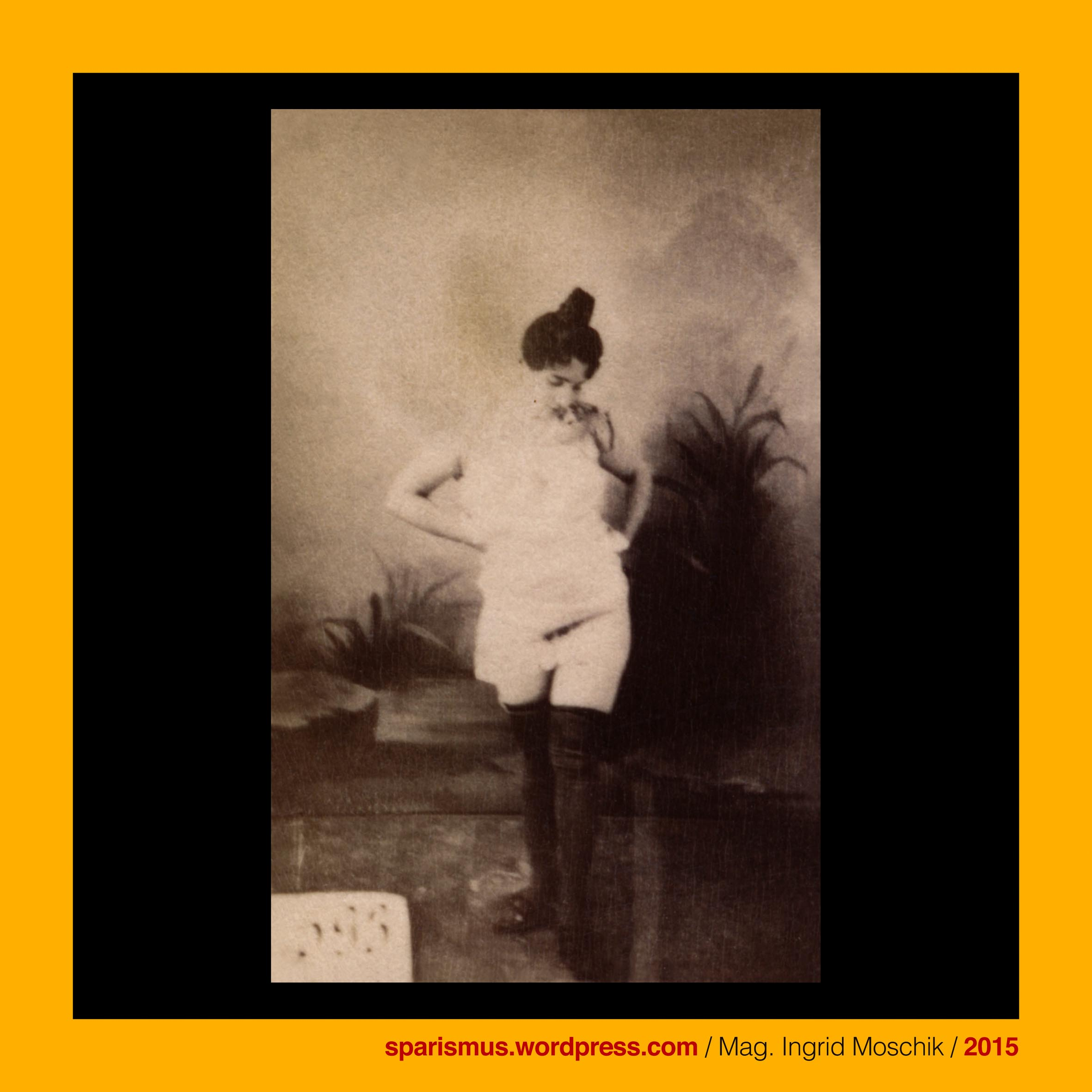 593-otto-schmidt-wien-1885-neglige-lady-black-overknees-arcadia Incroyable De Tv 90 Cm Pas Cher Schème