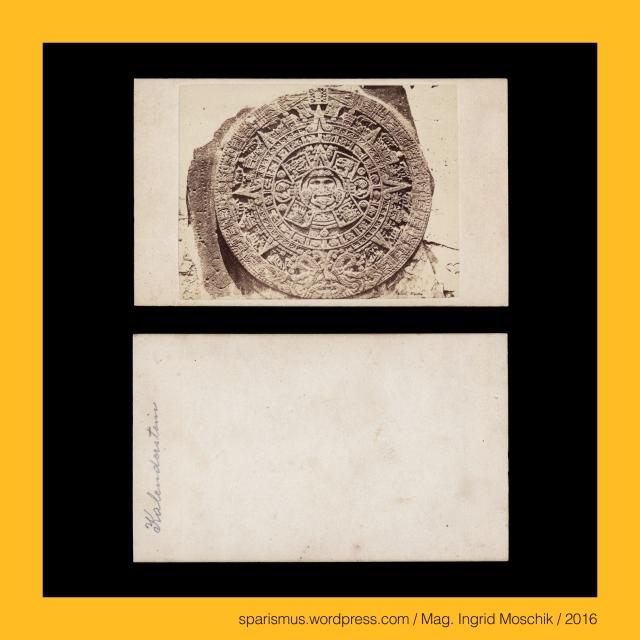 """Francois Aubert (1829 Lyon – 1906 Condrieu) – 1860-69 als französischer Maler und Fotograf in Mexico, Gustavo Bausman Fotografo Oaxaca, Bausman – Mexican photographer in Oaxaca in the 1860s, Anonymus, anonymous, undidentified, Mexico – Stein der Sonne = Sonnenstein = aztekischer Kalenderstein = Montezumas Uhr = Azteken-Kalender, Mexico – Piedra del Sol = Reloj de Montezuma, Mexico – Aztec calendar stone = Sun Stone = Calender Stone = Stone of the Five Eras, Mexico – Calendrier Azteque = Pierre du Soleil, Podmanitzky family – noble family in the Kingdom of Hungary, Podmanin – little village near Povaszska Bystriza Slovakia, Podmanin = Podamanyn = Podmaninich, Jäger-Lieutenant Baron Podmanitzky, Frigyes Baron Podmaniczky von Aszod und Podmanin (1824-1907) – ungarischer Politiker Theaterindendant Schriftsteller, Mexico – Oaxaca – Oaxaca de Juarez, Mexico – Oaxaca – Oaxaca de Juarez – Alameda de Leon, Mexico – Oaxaca – Oaxaca de Juarez – Basilica de Nuestra Senora de la Soledad (1682-90 – today), Mexico – Oaxaca = Nahuatl-Sprache Huaxyacac """"der Ort an der Spitze der Weisskopfmimose"""" = huaxin """"Weisskopfmimose"""" + yacatl """"Nase"""", Mexico – Oaxaca = Nahuatl Huaxyacac Guaxyacac """"place of guaje tree"""", Mexico – Oaxaca – Oaxaca de Juarez – Basilica of Our Lady of Solitude (1682-90 – today), Alameda = Pappelallee Baumallee Allee Promenade Platz = Spanish alamo """"cottonwood tree Pappel"""", Alameda = Spanish alno """"alder Aller Alder Erle"""" = latin alnus """"alder tree"""", Mexico – Ciudad de Mexico = Mexico City = Mexico Stadt, Mexico - Ciudad de Mexico - Alameda Central, Mexico - Ciudad de Mexico - Alameda de Bucareli, Mexico - Ciudad de Mexico - Paseo de Bucareli, Mexico - Ciudad de Mexico - Paseo de la Reforma, Mexico - Ciudad de Mexico – Fuente de la Diana Cazadora (1938 – today), Antonio María de Bucareli y Ursúa (1717 Sevilla – 1799 ciudad de Mexico) - Spanish military officer, governor of Cuba, and viceroy of New Spain (1771—1779), Maximilian I. von Mexiko (1832 Schloss Schönbrunn Wien """