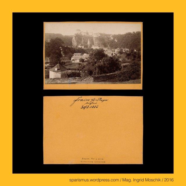 """A. Helm, Amand Helm – Maler und Photograph – Teplitz Prag Wien, Amand Helm (1831 Teplitz / Teplice – um 1890), Frain an der Thaya = Vranov nad Dyji (1100 bis heute), Frain Vranov – Etymologie 1 - Slavic vran """"black raven crow"""", Frain Vranov – Etymologie 2 - Latin fraxinus """"the ash"""" = Greek fraxos """"ash-tree"""" – """"Besfestigung mit Eschenholz"""", Frain Vranov – Etymologie 3 – lat. frenum """"harness band bridle"""" – """"Halt Halterung Festung Befestigung Anlage"""", Weitenegg in der Wachau, Weitenegg an der Donau = Ruine Weitenegg in Leiben in Niederösterreich (12. Jahrhundert bis heute), Weitenegg = Weiteneck = Weydenek, Weitenegg = Ecke wo der Weitenbach aus dem Mühviertel in die Donau mündet, Weitenegg - Weitenbach = Weidenbach = Weydenbach = Weydnbach, Weitenegg = Weitenbach-Mündung = PIE *ueid- *uid- = water Wodka Wasser Weiden Vine Wein Vindobona Wien Wieden Widna Weidenau  Widon Widomia Vdova  Veaune Veyle Vitebsk Vidbol Widawa Weidlingbach Wda Wdzydze Widawka, Richard Ritter von Dotzauer (1816–1887) – Prager Großkaufmann, Richard Jacob rytíř von Dotzauer (1816 Kraslice – 1887 Praha) - Czech member of Czech council - local politician – entrepreneur, Richard Ritter von Dotzauer (1816–1887) - Sohn des Graslitzer Autors Johann Dotzauer, Dotzau = Totzau = Tocov = Tocava, Wien XIX. Döbling – Kahlenberg, Wiener Kahlenberg, Kahlenberg = Sauberg = Schweinsberg = Josephsberg = Leopoldsberg, Burg Kreuzen (um 900 bis heute), Bad Kreuzen - Strudengau an der Donau, Herrschaft und Marckt Creitzing – Merian 1679, Kreuzen = Kreutzen = Creutzen = Chroucen, Struden, Strudengau, Strudel, Burg Werfenstein (1234 bis heute), Persenbeug = Besenbeug = Böse Biegung des Donau Flusses, Schloss Persenbeug = Bösenberg (907 bis heute), Persenbeug-Gottsdorf (1968 bis heute), Marbach an der Donau, Markbach = Marpach = Marbach (1144 bis heute ), Nussdorf an der Donau, Nussdorf bei Wien, Wien XIX. Döbling Nussdorf (1891 bis heute), #38000, #631, #999, The Austrian Federal Chancellery, Bundeskanzleramt Österrei"""