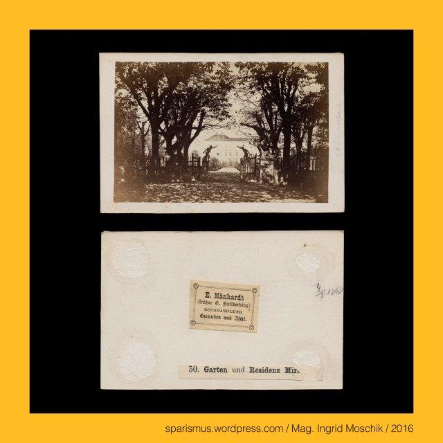 """E. Hüllverding, Ed. Hüllverding – Gmunden, Eduard Hüllverding - Gmunden Pfarrgasse No. 31, Eduard Hüllverding - Buch- und Kunsthandlung in Gmunden (1861 bis circa 1865), Eduard Hüllverding - Schwager von Ferdinand Meyer (um 1812 – 1885) - """"Prandel & Meyer"""" - Verlagsbuchhandlung mit Antiquariat und Sortiment in Wien I. Tuchlauben 522, E. Mänhardt, Emil Mänhardt Gmunden Ischl, Emil Mänhardt – Committent der Firma Moritz Perles, Emil Mänhardt - Buch und Kunsthandlung in Ischl und Gmunden von 1864 bis 1890er, Verlag Mänhardt - Gmunden 1920-30er, Salzburg – Schloss Altenau (1606 – 1612), Salzburg – Schloss Mirabell (1612 bis heute), Salzburg – Schloss Mirabell – Schloss- und Garten-Anlage am rechten Salzachufer (1606 bis heute), Salzburg – Schloss Mirabell – Schloss """"Wunderschön"""" – Etymologie 1 lat. mirabile """"bewundernswert"""" + bella """"schön"""", Salzburg – Schloss Mirabell – Die zwei """"Faustkämpfer"""" am südlichen Eingang zum Mirabellgarten (um 1700), Salzburg – Mönchsberg, Salzburg – Mönchsberg – circa 1200 m langer und 500 m (ü.ber A.dria) hoher Bergrücken von Mülln im Norden bis zum Festungsberg im Süden, Salzburg – Mönchsberg – ein nordsüdlich verlaufender Bergrücken am linken bzw. westlichen Salzachufer, #Salzburg, Salzburg-Land, Salzburg-Stadt, Salzburg – Salzburg-Stadt (um 715 bis heute) = (lateinisch Oppidum) Iuvavum = Juvavum (14 v. Chr. bis 7. Jh.), Salzburg – Elisabeth-Vorstadt (1901 bis heute) = Froschheim (Mittelalter bis 1901), Salzburg – Elisabeth-Vorstadt – Hauptbahnhof (1860 bis heute), Salzburg – Plainberg = Plain - Ortsteil der Flachgauer Gemeinde Bergheim, Salzburg – Plainberg = Plainhügel = Plain – Etymologie 1 lat. plagina """"Abhang Hochebene"""" – lat. plaga """"Feld Hang Landstrich"""", The Austrian Federal Chancellery, Bundeskanzleramt Österreich, BKA, Ballhausplatz 2, Sparismus, Sparen ist muss, Sparism, sparing is must Art goes politics, Zensurismus, Zensur muss sein, Censorship is must, Mag. Ingrid Moschik, Mündelkünstlerin, ward artist, Staatsmündelkünstlerin,"""