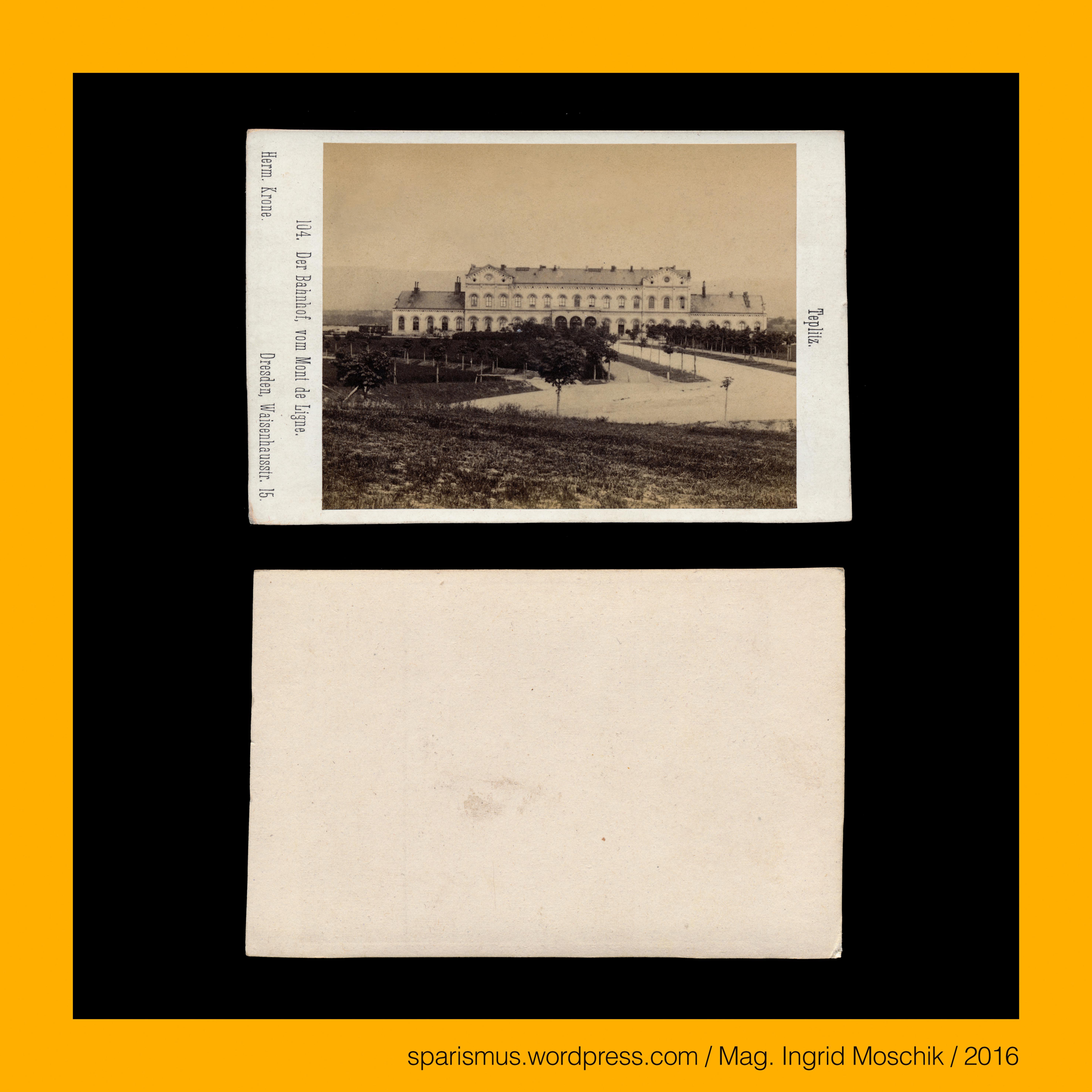 Hermann Krone Hermann Krone – Dresdner Fotograf Hermann Krone 1827 1916