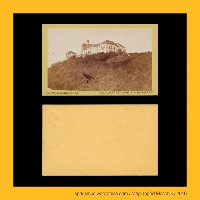 """A. Volkmann, Anna Volkmann Graz, Anna Volkmann – Grazer Fotografin der 1870er, J. Volkmann, S. Volkmann, Samuel Volkmann – Grazer Fotounternehmen der 1860-70er, Steiermark = Styria – Burg Neu-Gleichenberg = Schloss Gleichenberg = Ruine Gleichenberg (1312-1945), Steiermark = Styria – """"Meixnerstube"""" - Burg Alt-Gleichenberg (circa 1170 - 1268), Steiermark = Styria – Schloss Neu-Gleichenberg (1312-1945), Steiermark = Styria – Ruine Neu-Gleichenberg (1945 bis heute), Steiermark = Styria – Bad Gleichenberg – Gemeinde mit knapp 5000 Einwohner im Gerichtsbezirk Feldbach, Steiermark = Styria – Bad Gleichenberg – Glichenberch (1185), Steiermark = Styria – Klausen bei Bad Gleichenberg im Gerichtsbezirk Feldbach, Steiermark = Styria – Burgverwalter Hermann von (Burg Alt-) Gleichenberg = Herman de Glichenberch (1185), Graz – Schlossberg von Süden um 1850, Graz – Mur und Schlossberg von Süden um 1850, Graz – Mur und Schlossberg mit Schönau und Jakomini sowie Innere Stadt um 1850, Graz, Schlossberg, Mur, Schönau, The Austrian Federal Chancellery, Bundeskanzleramt Österreich, BKA, Ballhausplatz 2, Sparismus, Sparen ist muss, Sparism, sparing is must Art goes politics, Zensurismus, Zensur muss sein, Censorship is must, Mag. Ingrid Moschik, Mündelkünstlerin, ward artist, Staatsmündelkünstlerin, political ward artist, Österreichische Staatsmündelkünstlerin, Austrian political ward artist"""