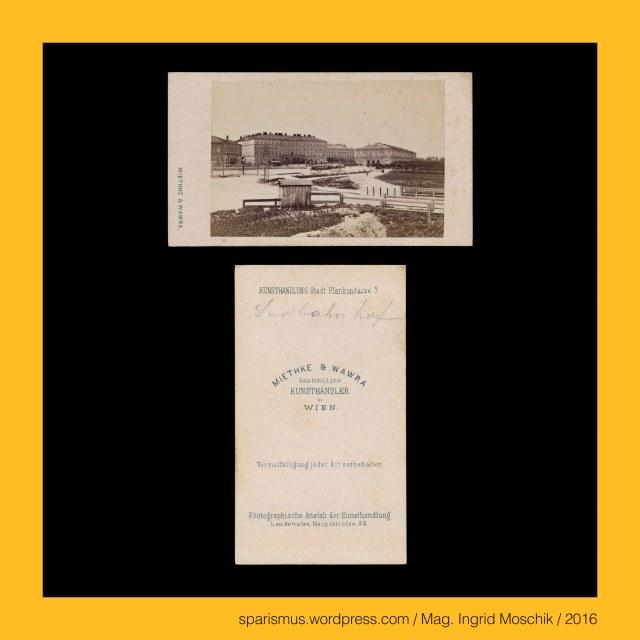 """Dr. Timm Starl (*1939 Wien - ) - österreichischer Kulturwissenschaftler Fotohistoriker Ausstellungskurator FOTOGESCHICHTE-Gründer, Miethke & Wawra, Verlag Miethke & Wawra in Wien, Miethke & Wawra (1861 – 1874 Kunst- und Photohandlung in Wien), Hugo Othmar Miethke (1834 Potsdam – 1918 Gutenegg bei Cilli), Carl Josef Wawra (1839 Wien - 1905 Wien), Wien – X. Favoriten – Südbahnhof (1841 bis heute), Wien – X. Favoriten – Gloggnitzer Bahnhof (1841) = """"Erster Südbahnhof"""", Wien – X. Favoriten – Raaber Bahnhof (1846) = """"Erster Ostbahnhof"""", Wien – X. Favoriten – Südbahnhof (1874-1951) = """"Zweiter Südbahnhof / Ostbahnhof"""", Wien – X. Favoriten – Südbahnhof mit Ostbahn (1956-2010), Wien – X. Favoriten – Haltestelle Wien Quatier Belvedere (2012 bis heute), Wien – III. Landstrasse – Hungargasse (1444 – bis 19. Jahrhundert), Wien – III. Landstrasse – Unger Gasse (1830), Wien – III. Landstrasse – Ungargasse (19. Jahrhundert bis heute), Wien – III. Landstrasse – Ungargasse 60-62 und 69 – Militär-Reitlehrer-Institut (1850-1918), Wien – III. Landstrasse – Ungargasse 62 – Reitschule des Militär-Reitlehrer-Instituts (1850-1918), Wien – III. Landstrasse – Ungargasse 60 – Stallungen des Militär-Reitlehrer-Instituts (1850-1918), Wien – III. Landstrasse – Ungargasse 62 – k.(u.)k. Militär-Central-Equitations-Institut, Equitation = Reiten = Reitschule = Reitkunst = horsemanship, Equitation – Latin equus """"horse"""" - Ancient Greek ἵππος (híppos) – PIE *(h)ekwos """"horse"""" – PIE *(h)ekus """"quick swift"""", #38000, #631, #999, The Austrian Federal Chancellery, Bundeskanzleramt Österreich, BKA, Ballhausplatz 2, Sparismus, Sparen ist muss,  Sparism, sparing is must Art goes politics, Zensurismus, Zensur muss sein, Censorship is must, Mag. Ingrid Moschik, Mündelkünstlerin, ward artist, Staatsmündelkünstlerin, political ward artist, Österreichische Staatsmündelkünstlerin, Austrian political ward artist"""