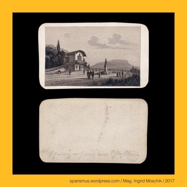 """Anonymus, anonymous, unbekannte Autorenschaft, unidentified, Graz – Schlossberg – Schweizerhaus und Weldendenkmal an der Weldenstrasse, Graz – Schlossberg – Schweizerhaus (circa 1842 – 1945), Graz – Schlossberg – Weldendenkmal = Welden-Denkmal (1859 bis heute), Graz – Schlossberg – Weldenstrasse = Welden-Strasse (1949 bis heute), Ludwig Freiherr von Welden (1780 Laupheim Oberschwaben – 1853 Graz) – österreichischer Feldzeugmeister, Graz - Schlossberg = Castle Hill = Colline du Chateau, Graz – Schlossberg – 123 m hoher Fels aus Dolomitgestein links der Mur, Graz – Schlossberg – Grazer Uhrturm = Uhrturm (13. Jahrhundert – heute), Graz – Elisabethstrasse, Graz – Elisabethstrasse (1856 bis heute) – Pittonistrasse = Pittonigasse (bis 1856), Joseph Claudius Pittoni Ritter von Dannenfeldt (1797 Wien -1878 Graz) – Vermögender Unternehmer Politiker Privatgelehrter, Graz – Elisabethsäule (1856-1868) - Elisabethstrasse Ecke Glacisstrasse, Graz – I. Innere Stadt – Hauptplatz, Graz – I. Innere Stadt – Hauptplatz (1665 bis heute) – """"Adolf-Hitler-Platz"""" (1938-45) – Hauptwachplatz (19. Jahrhundert) – """"auf dem Platze"""" (circa 1160 bis 1665), Graz – I. Innere Stadt – Hauptplatz – Rathaus, Graz – I. Innere Stadt – Hauptplatz – """"Alte Kanzlei"""" in der Judengasse (1450-1550), Graz – I. Innere Stadt – Hauptplatz – Rathaus im stile der Renaissance (1550-1803), Graz – I. Innere Stadt – Hauptplatz – Rathaus im Stile des Klassizismus (1807-1887), Graz – I. Innere Stadt – Hauptplatz – Rathaus im Stile des Historismus (1893 bis heute), Graz – XIV. Eggenberg (1938 bis heute), Graz – XIV. Eggenberg – Schloss Eggenberg (1624 bis heute) – Gut Orthof (1463), Graz – XIV. Eggenberg - Ekchenberg - Ekhenberg - Egkenberg - Ekkenperg, Graz – XIV. Eggenberg – Ekchenberg (15. Jahrhundert) - Etymologie 1 """"Besitzer eines Flecken (Wein-)Berges in Radkersburg"""", Graz – XIV. Eggenberg – Ekchenberg - Etymologie 1 – PIE *(h)ek- """"sharp scharf Schnitt Stück Grenze Land) + PIE *b(h)erg(h)os """"Höhe Anhöhe Hügel"""", Graz = b"""