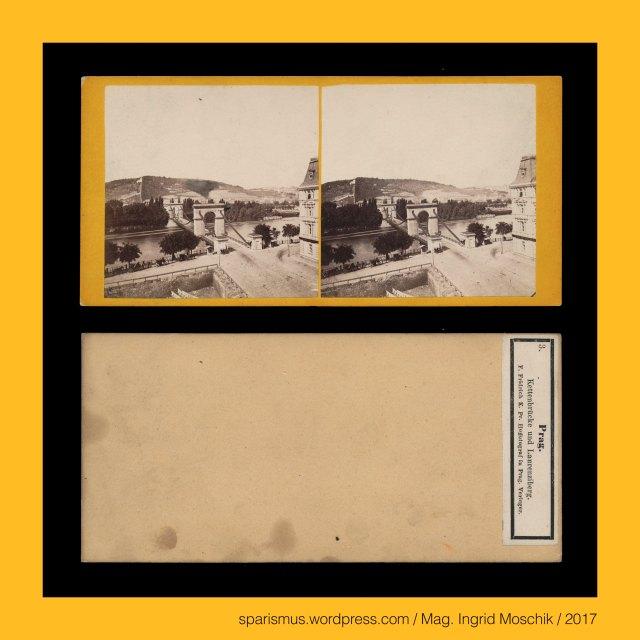 """F. Fridrich, Frantisek Fridrich (1829 Menik – 1892 Prague Praha Prag) – Czech photographer and publisher, F. Fridrich - Prag – Michaelsgasse Nr. 438-I., F. Fridrich - Praha – Michalska Nr. 438-I., Praha - Prag - Prague – Laurenziberg = Petrin = Petrin hill, Praha - Prag - Prague – Laurenziberg = Petrin – 327 m ü.A. hoher Hügel (Berg oder Felsen) am linken Moldau-Ufer, Praha - Prag - Prague – Laurenziberg = Petrin – lat. petrus = gr. petros """"rock stone boulder"""", Praha - Prag - Prague – Laurenziberg = Petrin – gr. petra """"rock formation"""", Praha - Prag - Prague – Laurenziberg = Petrin – PIE *per- """"rock to pass over or bedrock"""", Praha - Prag - Prague - retezovy most – Kettenbrücke – Chain Bridge (1841-1941), Praha - Prag - Prague - Most (cisare) Frantiska I. (1841-1898), Praha - Prag - Prague - Franz-Joseph-Brücke = Eliscin most = Elisenbrücke = Elisabeth-Brücke = Stefanikuv most = Svermuv most (1868-1898), Prag = Praha = Prague – Karlsplatz = Karlovo namesti (1848 bis heute), Prag = Praha = Prague – Karlsplatz = Karlovo namesti – Viehmarkt = Dobytci trh, Prag = Praha = Prague – Karlsplatz = Karlovo namesti – Parkanlage (1843-63 bis heute), Prag = Praha = Prague – Karlsplatz in der Prager Neustadt = Prazske Nove Mesto (1348 bis heute), Moldau = Vltava, Moldau = Vltava = Wulda = wilth-ahwa = wildes Wasser, Moldau = Böhmisches Meer, Prag = Praha = Prague, Prag = prah = mit Balken gesicherte Stadt an der Moldau, Prag = prazit = durch Brandrodung entstandene Stadt, Prag = Stadt der hundert Türme, Prag = Goldene Stadt, The Austrian Federal Chancellery, Bundeskanzleramt Österreich, BKA, Ballhausplatz 2, Sparismus, Sparen ist muss, Sparism, sparing is must Art goes politics, Zensurismus, Zensur muss sein, Censorship is must, Mag. Ingrid Moschik, Mündelkünstlerin, ward artist, Staatsmündelkünstlerin, political ward artist, Österreichische Staatsmündelkünstlerin, Austrian political ward artist"""