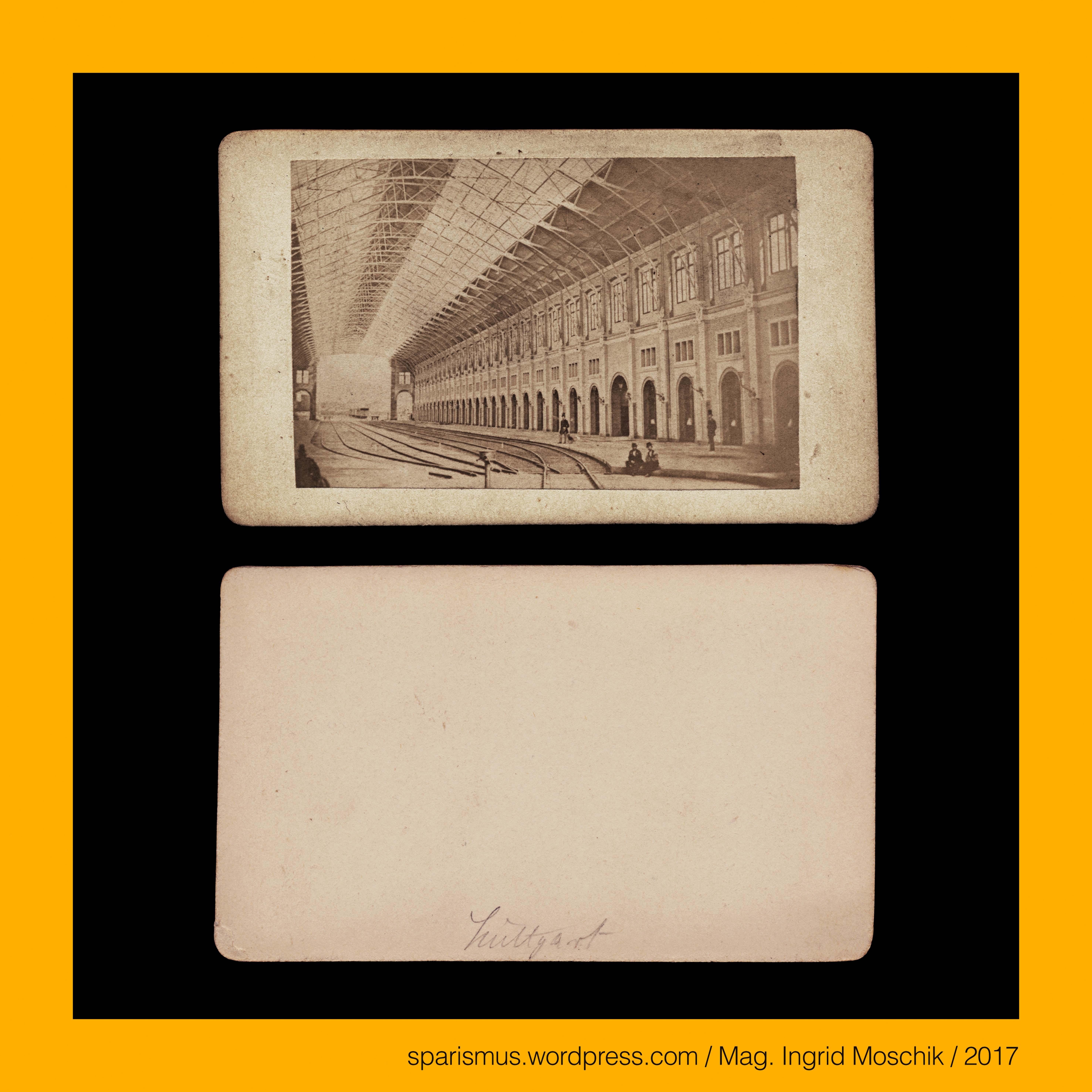 "F. BRANDSEPH – STUTTGART, Georg Friedrich Brandsef – bis 1863, Georg  Friedrich Brandseph. """