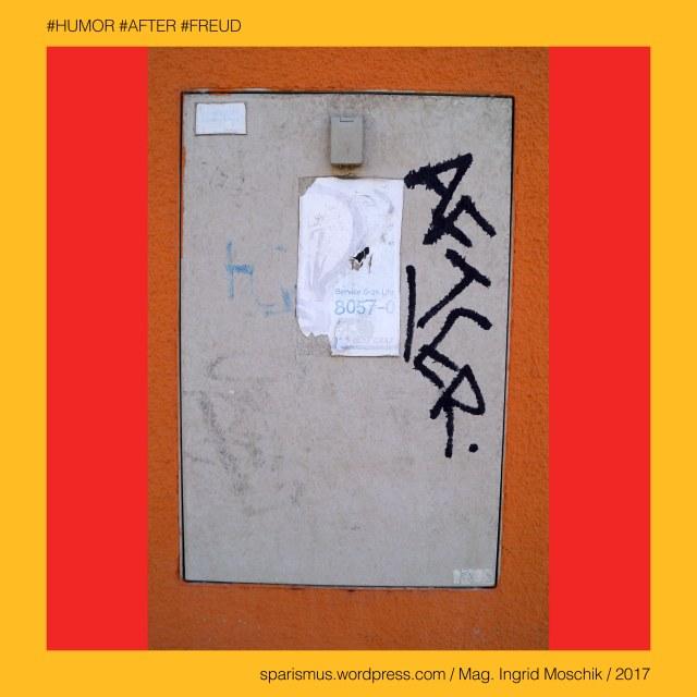 """Mag. Ingrid Moschik, Mag. Ingrid Moschik (*1955 Villach), Mag. Ingrid Moschik (*1955 Villach) – österreichische Künstlerin, Mag. Ingrid Moschik (*1955 Villach) – Austrian Artist, Europa = Europe, Österreich = Austria, Steiermark = Styria, Graz - Conrad-von-Hötzendorf-Strasse = äussere Jakominigasse (bis 1935), Graz - Conrad-von-Hötzendorf-Strasse (1935 bis heute), Franz Conrad Graf von Hötzendorf (1852 Penzing Wien – 1925 Mergentheim Württemberg) – österreichischer Feldmarschall, Graz – Ortweinplatz (1936 bis heute), August Ortwein (1836 Schloss Kornberg Steiermark – 1900 Graz) – österreichischer Architekt, Graz – Ortweinstandl - Ortweinplatz 1a Ecke Conrad-von-Hötzendorf-Strasse 11, Sigmund Freud = Sigismund Schlomo Freud, Sigmund Freud (1856 Freiberg Mähren – 1939 London) – österreichischer Neurologe Tiefenpsychologe Kulturtheoretiker Religionskritiker, Sigmund Freud (1856 Freiberg Mähren – 1939 London) – Begründer der Psychoanalyse, Sigmund Freud (1856 Freiberg Mähren – 1939 London) – """"Die Traumdeutung"""" (1899), Sigmund Freud (1856 Freiberg Mähren – 1939 London) – """"Zur Psychopathologie des Alltagslebens"""" (1904), Sigmund Freud (1856 Freiberg Mähren – 1939 London) – """"Der Witz und seine Beziehung zum Unbewußten"""" (1905), Sigmund Freud (1856 Freiberg Mähren – 1939 London) – """"Drei Abhandlungen zur Sexualtheorie"""" (1905), After – (deutsch) der After """"Darmausgang Ausgang Anus Arschloch Poloch Loch Poperze Rosette Oasch"""" (14. Jh.), After – mhd. after aftro - ahd. aftero """"Hintere Hinterer Hintern"""" – ahd. after """"hinter nach nachstehend nachfolgend später gemäss entlang"""" (11. Jh), After - Etymologie 1 PIE *h2epo- *apo- *ap- """"off from away ab weg nach hinter hinten"""" + PIE *-tero *-tro (einen räumlichen Kontrast bezeichnendes Suffix), After – After- after- = """"unecht falsch lügenhaft irr- pseudo- schein- quasi- vorgetäuscht"""", After = Anus, After = Anus – """"hinterer ringförmiger Schliessmuskel des Darmkanals"""", After = Anus – """"lower end of the alimentary canal"""", After = Anus – """"Ring"""