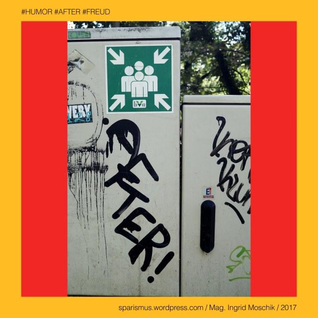 """Mag. Ingrid Moschik, Mag. Ingrid Moschik (*1955 Villach), Mag. Ingrid Moschik (*1955 Villach) – österreichische Künstlerin, Mag. Ingrid Moschik (*1955 Villach) – Austrian Artist, Graz – V. Gries – Grieskai (1894 bis heute), Graz – V. Gries – Grieskai – Fischplatz – Nikolaiplatz – Floßmeister-Lendplatz – Speckmarkt (bis 1879), Graz – V. Gries – Grieskai – Topologie zwischen Südtiroler Platz im Norden und Karlauer Gürtel im Süden, Europa = Europe, Österreich = Austria, Steiermark = Styria, George Orwell (1903-1950) - """"1984"""" = """"Nineteen Eighty-Four"""" (1949) = """"Neunzehnhundertvierundachtzig"""" (1950), George Orwell (1903 Motihari Bihar – 1950 London) – englischer Schriftsteller Essayist Journalist, George Orwell (1903 Motihari Bihar – 1950 London) – Verfasser des dystopischen Romans """"Animal Farm"""" (1945), George Orwell (1903 Motihari Bihar – 1950 London) – Verfasser des dystopischen Romans """"1984"""" (1949), George Orwell (1903-1950) - """"1984"""" – Big Brother = Grosser Bruder, George Orwell (1903-1950) - """"1984"""" – """"Big Brother is Watching You"""", Sigmund Freud = Sigismund Schlomo Freud, Sigmund Freud (1856 Freiberg Mähren – 1939 London) – österreichischer Neurologe Tiefenpsychologe Kulturtheoretiker Religionskritiker, Sigmund Freud (1856 Freiberg Mähren – 1939 London) – Begründer der Psychoanalyse, Sigmund Freud (1856 Freiberg Mähren – 1939 London) – """"Die Traumdeutung"""" (1899), Sigmund Freud (1856 Freiberg Mähren – 1939 London) – """"Zur Psychopathologie des Alltagslebens"""" (1904), Sigmund Freud (1856 Freiberg Mähren – 1939 London) – """"Der Witz und seine Beziehung zum Unbewußten"""" (1905), Sigmund Freud (1856 Freiberg Mähren – 1939 London) – """"Drei Abhandlungen zur Sexualtheorie"""" (1905), After – (deutsch) der After """"Darmausgang Ausgang Anus Arschloch Poloch Loch Poperze Rosette Oasch"""" (14. Jh.), After – mhd. after aftro - ahd. aftero """"Hintere Hinterer Hintern"""" – ahd. after """"hinter nach nachstehend nachfolgend später gemäss entlang"""" (11. Jh), After - Etymologie 1 PIE *h2epo- *apo- *ap- """"off fr"""
