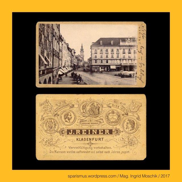 """Prof. J. Reiner, Prof. J. Reiner - Maler und Fotograf in Klagenfurt etwa 1862 bis etwa 1876, Prof. Johann Reiner, Prof. Johann Reiner (1825 Wien – 1897 Klagenfurt) - Fotograf in Klagenfurt etwa 1862 bis etwa 1876 (Verlag Alois Beer), Prof. Johann Baptist Reiner (1825 Wien – 1897 Klagenfurt) – Fotograf Zeichenlehrer (1855-1894) Musiker Volksliedsammler in Klagenfurt, Graz – I. Innere Stadt – Hauptplatz, Graz – I. Innere Stadt – Hauptplatz (1665 bis heute) – """"Adolf-Hitler-Platz"""" (1938-45) – Hauptwachplatz (19. Jahrhundert) – """"auf dem Platze"""" (circa 1160 bis 1665), Graz – I. Innere Stadt – Hauptplatz – Rathaus, Graz – I. Innere Stadt – Hauptplatz – """"Alte Kanzlei"""" in der Judengasse (1450-1550), Graz – I. Innere Stadt – Hauptplatz – Rathaus im stile der Renaissance (1550-1803), Graz – I. Innere Stadt – Hauptplatz – Rathaus im Stile des Klassizismus (1807-1887), Graz – I. Innere Stadt – Hauptplatz – Rathaus im Stile des Historismus (1893 bis heute), Graz - bis 1843 Gratz Graetz Grätz Gräz Grez (1128 bis heute), Graz – (Slavic) gradec or hradec """"kleine Burg"""" – small wooden fortified settlement - holzumgürtete Siedlung, Graz – (Slovene) gradec """"small castle"""", Graz I. Innere Stadt – Schlossberg, Graz I. Innere Stadt – Schlossberg – Glockenturm (1588 bis heute), Graz I. Innere Stadt – Schlossberg – """"Bassgeige"""" – Verlies unter dem Glockenturm, Graz I. Innere Stadt – Schlossberg – """"Liesl"""" – Glocke des Glockenturms (1587 bis heute), Graz - Schlossberg = Castle Hill = Colline du Chateau, Graz – Schlossberg – 123 m hoher Fels aus Dolomitgestein links der Mur, Graz – Schlossberg – Grazer Uhrturm = Uhrturm (13. Jahrhundert – heute), The Austrian Federal Chancellery, Bundeskanzleramt Österreich, BKA, Ballhausplatz 2, Sparismus, Sparen ist muss,  Sparism, sparing is must Art goes politics, Zensurismus, Zensur muss sein, Censorship is must, Mag. Ingrid Moschik, Mündelkünstlerin, ward artist, Staatsmündelkünstlerin, political ward artist, Österreichische Staatsmündelkünstlerin, Austrian"""