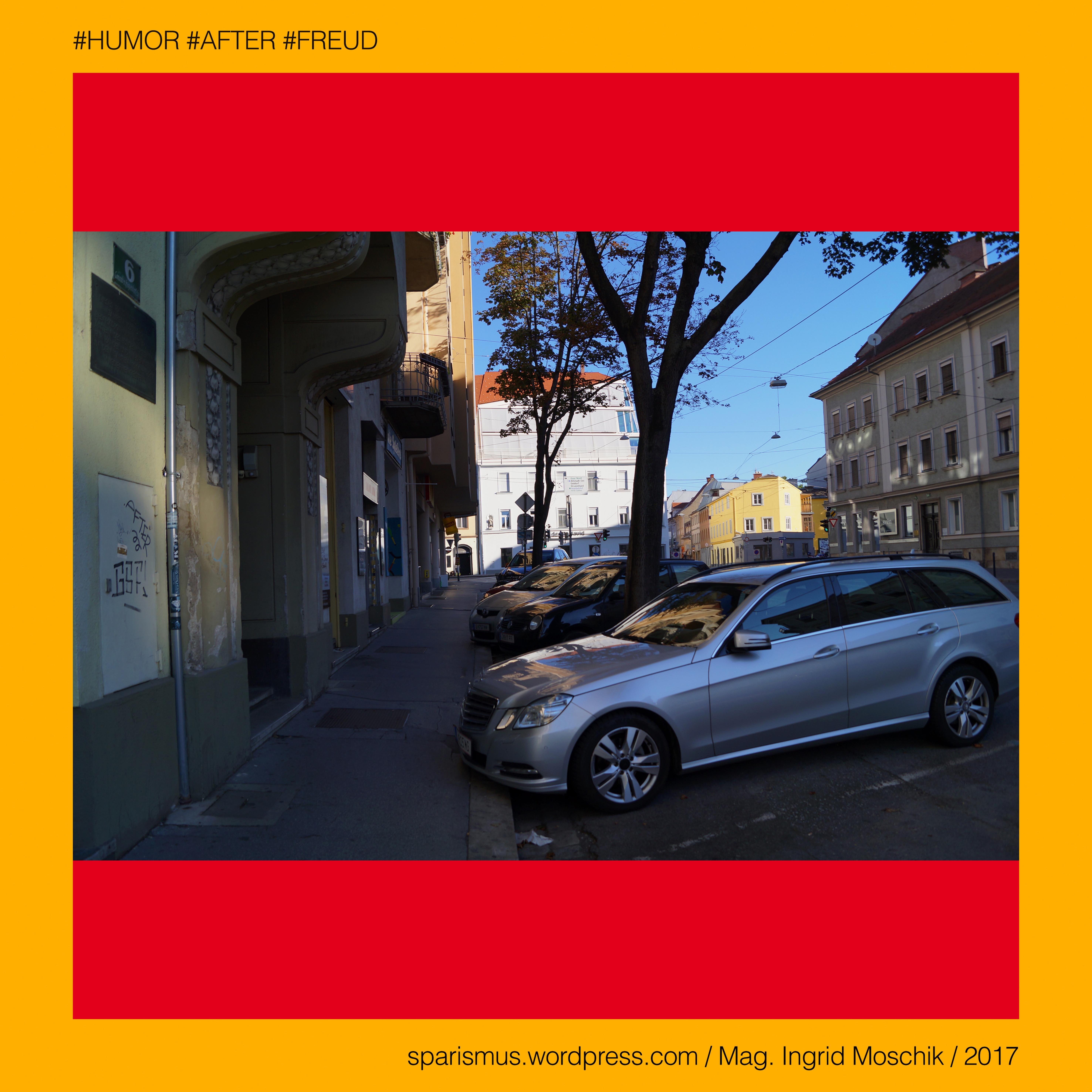 HUMOR AFTER FREUD – GSF – GRAZER STURMFLUT – Conrad von