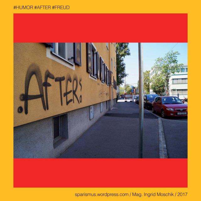 """Mag. Ingrid Moschik - #HUMOR #AFTER #FREUD #ARTIST, Mag. Ingrid Moschik – Spurensicherung """"IM NAMEN DER REPUBLIK"""", Moschik, Mag. Ingrid Moschik (*1955 Villach), Mag. Ingrid Moschik (*1955 Villach) – österreichische Künstlerin, Mag. Ingrid Moschik (*1955 Villach) – Austrian Artist, Graz – VI. Jakomini – Grazbachgasse (1781 bis heute), Graz – VI. Jakomini – Grazbachgasse – Topologie zwischen Roseggerkai im Westen und Dietrichsteinplatz im Osten, Graz – VI. Jakomini – Grazbach – linker Zufluss der Mur durch Zusammenfluss von Kroisbach und Leonhardbach, Europa = Europe, Österreich = Austria, Steiermark = Styria, George Orwell (1903-1950) - """"1984"""" = """"Nineteen Eighty-Four"""" (1949) = """"Neunzehnhundertvierundachtzig"""" (1950), George Orwell (1903 Motihari Bihar – 1950 London) – englischer Schriftsteller Essayist Journalist, George Orwell (1903 Motihari Bihar – 1950 London) – Verfasser des dystopischen Romans """"Animal Farm"""" (1945), George Orwell (1903 Motihari Bihar – 1950 London) – Verfasser des dystopischen Romans """"1984"""" (1949), George Orwell (1903-1950) - """"1984"""" – Big Brother = Grosser Bruder, George Orwell (1903-1950) - """"1984"""" – """"Big Brother is Watching You"""", Sigmund Freud = Sigismund Schlomo Freud, Sigmund Freud (1856 Freiberg Mähren – 1939 London) – österreichischer Neurologe Tiefenpsychologe Kulturtheoretiker Religionskritiker, Sigmund Freud (1856 Freiberg Mähren – 1939 London) – Begründer der Psychoanalyse, Sigmund Freud (1856 Freiberg Mähren – 1939 London) – """"Die Traumdeutung"""" (1899), Sigmund Freud (1856 Freiberg Mähren – 1939 London) – """"Zur Psychopathologie des Alltagslebens"""" (1904), Sigmund Freud (1856 Freiberg Mähren – 1939 London) – """"Der Witz und seine Beziehung zum Unbewußten"""" (1905), Sigmund Freud (1856 Freiberg Mähren – 1939 London) – """"Drei Abhandlungen zur Sexualtheorie"""" (1905), After – (deutsch) der After """"Darmausgang Ausgang Anus Arschloch Poloch Loch Poperze Rosette Oasch"""" (14. Jh.), After – mhd. after aftro - ahd. aftero """"Hintere Hinterer Hintern"""" – ahd. afte"""