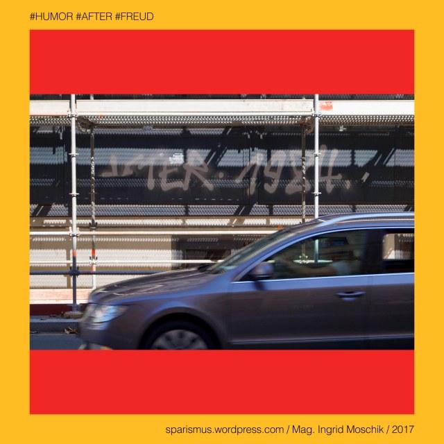 """Mag. Ingrid Moschik - #HUMOR #AFTER #FREUD #ARTIST, Mag. Ingrid Moschik – Spurensicherung """"IM NAMEN DER REPUBLIK"""", Moschik, Mag. Ingrid Moschik (*1955 Villach), Mag. Ingrid Moschik (*1955 Villach) – österreichische Künstlerin, Mag. Ingrid Moschik (*1955 Villach) – Austrian Artist, Graz – III. Geidorf – Leechgasse (1785 bis heute), Graz – III. Geidorf – Leechgasse – Topologie zwischen Beethovenstrasse im Westen und Schanzlgasse im Osten, Graz – III. Geidorf – Leechgasse – Leechkirche auf prähistorischem Hügelgrab - Etymologie mhd. le """"(Grab)Hügel"""", Europa = Europe, Österreich = Austria, Steiermark = Styria, George Orwell (1903-1950) - """"1984"""" = """"Nineteen Eighty-Four"""" (1949) = """"Neunzehnhundertvierundachtzig"""" (1950), George Orwell (1903 Motihari Bihar – 1950 London) – englischer Schriftsteller Essayist Journalist, George Orwell (1903 Motihari Bihar – 1950 London) – Verfasser des dystopischen Romans """"Animal Farm"""" (1945), George Orwell (1903 Motihari Bihar – 1950 London) – Verfasser des dystopischen Romans """"1984"""" (1949), George Orwell (1903-1950) - """"1984"""" – Big Brother = Grosser Bruder, George Orwell (1903-1950) - """"1984"""" – """"Big Brother is Watching You"""", Sigmund Freud = Sigismund Schlomo Freud, Sigmund Freud (1856 Freiberg Mähren – 1939 London) – österreichischer Neurologe Tiefenpsychologe Kulturtheoretiker Religionskritiker, Sigmund Freud (1856 Freiberg Mähren – 1939 London) – Begründer der Psychoanalyse, Sigmund Freud (1856 Freiberg Mähren – 1939 London) – """"Die Traumdeutung"""" (1899), Sigmund Freud (1856 Freiberg Mähren – 1939 London) – """"Zur Psychopathologie des Alltagslebens"""" (1904), Sigmund Freud (1856 Freiberg Mähren – 1939 London) – """"Der Witz und seine Beziehung zum Unbewußten"""" (1905), Sigmund Freud (1856 Freiberg Mähren – 1939 London) – """"Drei Abhandlungen zur Sexualtheorie"""" (1905), After – (deutsch) der After """"Darmausgang Ausgang Anus Arschloch Poloch Loch Poperze Rosette Oasch"""" (14. Jh.), After – mhd. after aftro - ahd. aftero """"Hintere Hinterer Hintern"""" – ahd. after """