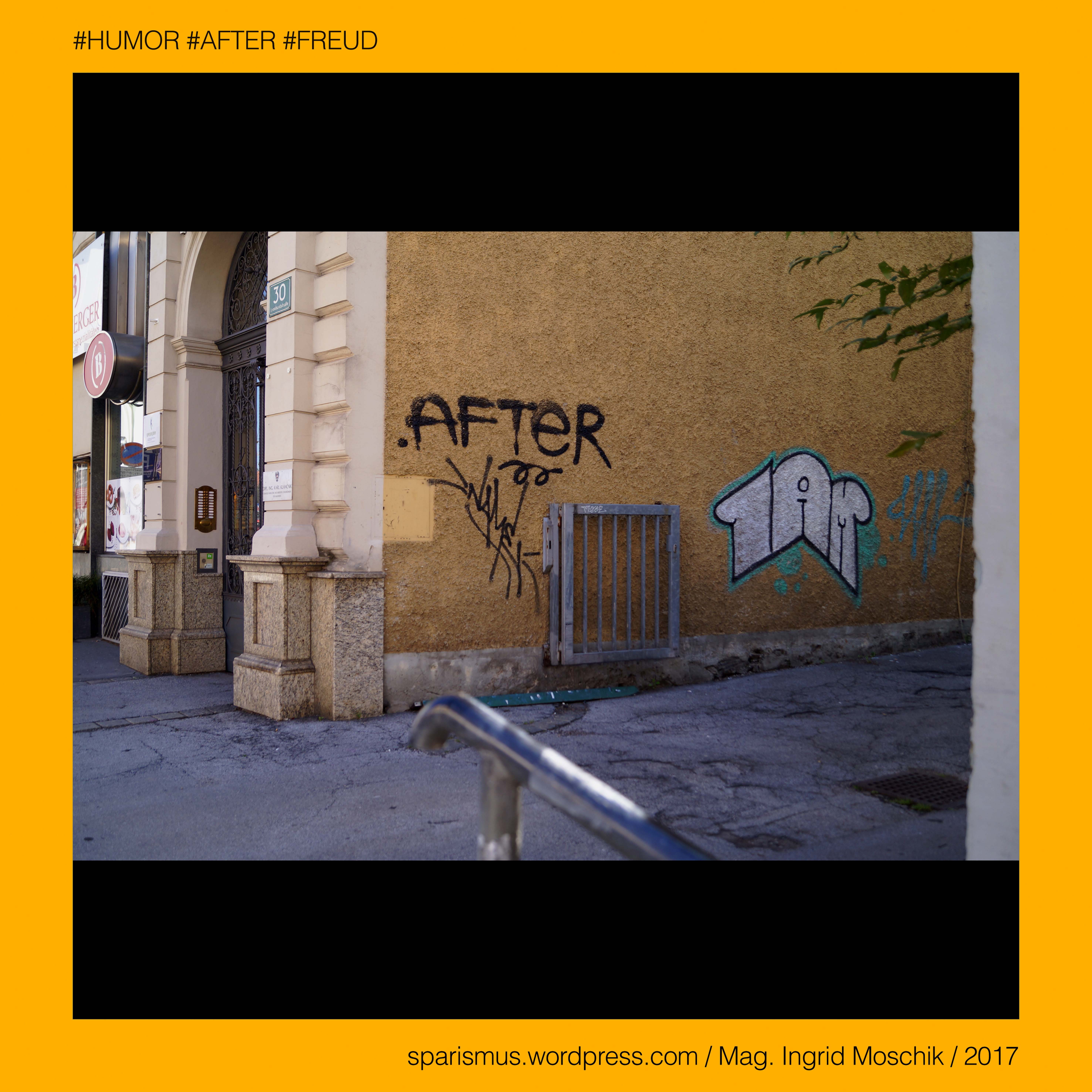 HUMOR AFTER FREUD – Feel –VP s Black Soul at Leonhardstrasse 30 Graz Styria Austria 14 September 2017