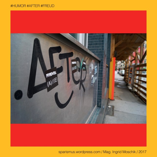 """Mag. Ingrid Moschik - #HUMOR #AFTER #FREUD #ARTIST, Mag. Ingrid Moschik – Spurensicherung """"IM NAMEN DER REPUBLIK"""", Moschik, Mag. Ingrid Moschik (*1955 Villach), Mag. Ingrid Moschik (*1955 Villach) – österreichische Künstlerin, Mag. Ingrid Moschik (*1955 Villach) – Austrian Artist, Graz – II. St. Leonhard – Sparbersbachgasse (1800 bis heute), Graz – II. St. Leonhard – Sparbersbachgasse – Topologie zwischen Dietrichsteinplatz im Westen und Schillerstrasse im Osten, Ministry - American industrial metal band (1981 - today), Ministry – COLD LIFE – debut single (1981-1985), Ministry – COLD LIFE – PRIMENTAL 5:10 song (1982), Europa = Europe, Österreich = Austria, Steiermark = Styria, George Orwell (1903-1950) - """"1984"""" = """"Nineteen Eighty-Four"""" (1949) = """"Neunzehnhundertvierundachtzig"""" (1950), George Orwell (1903 Motihari Bihar – 1950 London) – englischer Schriftsteller Essayist Journalist, George Orwell (1903 Motihari Bihar – 1950 London) – Verfasser des dystopischen Romans """"Animal Farm"""" (1945), George Orwell (1903 Motihari Bihar – 1950 London) – Verfasser des dystopischen Romans """"1984"""" (1949), George Orwell (1903-1950) - """"1984"""" – Big Brother = Grosser Bruder, George Orwell (1903-1950) - """"1984"""" – """"Big Brother is Watching You"""", Sigmund Freud = Sigismund Schlomo Freud, Sigmund Freud (1856 Freiberg Mähren – 1939 London) – österreichischer Neurologe Tiefenpsychologe Kulturtheoretiker Religionskritiker, Sigmund Freud (1856 Freiberg Mähren – 1939 London) – Begründer der Psychoanalyse, Sigmund Freud (1856 Freiberg Mähren – 1939 London) – """"Die Traumdeutung"""" (1899), Sigmund Freud (1856 Freiberg Mähren – 1939 London) – """"Zur Psychopathologie des Alltagslebens"""" (1904), Sigmund Freud (1856 Freiberg Mähren – 1939 London) – """"Der Witz und seine Beziehung zum Unbewußten"""" (1905), Sigmund Freud (1856 Freiberg Mähren – 1939 London) – """"Drei Abhandlungen zur Sexualtheorie"""" (1905), After – (deutsch) der After """"Darmausgang Ausgang Anus Arschloch Poloch Loch Poperze Rosette Oasch"""" (14. Jh.), After –"""