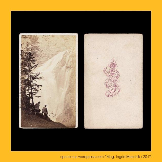 """GARCIN – GENEVE, Auguste Garcin (1816-1895) – Schweizer Fotograf in Genf von 1853 bis 1870er, GARCIN-JULLIEN & Co. – Genfer Fotounternehmen von circa 1875 bis 1890er, John Jullien – übernimmt das Fotounternehmen von Auguste Garcin in den 1870ern, Garcin – Garcon – """"Knabe boy Recke servant-boy waiter"""" - Etymologie PIE *werg- *uerg- """"to work do push drive"""", Suisse - Canton du Valais = VS = Kanton Wallis, Suisse - Canton du Valais – La Barberine = La Barbarena = Barberine – circa 3 km langer Wildbach in den Walliser Alpen, Suisse - Canton du Valais – La Berberine = La Barbarena = Barberine – circa 3 km langer Grenzbach zwischen Schweiz und Frankreich, Suisse - Canton du Valais – La Berberine = La Barbarena = Barberine – Grande Cascade de Barberine, Suisse - Canton du Valais – Village de Barberine, Suisse - Canton du Valais – Vallorcine = Bärental – circa 400 Einwohner zählende Gemeindee in Haute-Savoie, Suisse - Canton du Valais – Vallorcine = Bärental – Vallorcines - Vallis Ursine (1264) – lat. vallis """"Tal"""" + lat. ursus """"Bär"""", Suisse - Canton du Valais – Route du Chatelard, Suisse - Canton du Valais – Route du Chamonix, Suisse – Geneve – fr. Geneve - engl. Geneva - dt. Genf - schweizerdt. Gämf = Gänf – räto-romanisch Genevra - it. Gineva, Suisse – Geneve """"port city"""" - lat. Genava (58 v. Chr.) – idg. *genu- *gneu- """"Knie Ecke Winkel Mund Mündung Ästuarium estuary"""", Suisse – Geneve """"port city or Mündungsstadt"""" – idg. *gen- + *kap- """"Hafen an einer trichterförmigen Mündung"""", The Austrian Federal Chancellery, Bundeskanzleramt Österreich, BKA, Ballhausplatz 2, Sparismus, Sparen ist muss,  Sparism, sparing is must Art goes politics, Zensurismus, Zensur muss sein, Censorship is must, Mag. Ingrid Moschik, Mündelkünstlerin, ward artist, Staatsmündelkünstlerin, political ward artist, Österreichische Staatsmündelkünstlerin, Austrian political ward artist, Mag. Ingrid Moschik – Spurensicherung """"IM NAMEN DER REPUBLIK"""", Mag. Ingrid Moschik - #HUMOR #AFTER #FREUD ARTIST"""