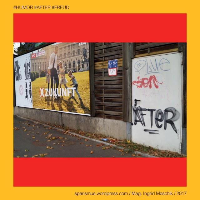 """Mag. Ingrid Moschik - #HUMOR #AFTER #FREUD #ARTIST, Mag. Ingrid Moschik – Spurensicherung """"IM NAMEN DER REPUBLIK"""", Moschik, Mag. Ingrid Moschik (*1955 Villach), Mag. Ingrid Moschik (*1955 Villach) – österreichische Künstlerin, Mag. Ingrid Moschik (*1955 Villach) – Austrian Artist, Graz – V. Gries – Eggenberger Gürtel (1880 bis heute), Graz – V. Gries – Eggenberger Gürtel – Topologie zwischen Annenstrasse im Norden und Kärntner Strasse im Süden, Europa = Europe, Österreich = Austria, Steiermark = Styria, George Orwell (1903-1950) - """"1984"""" = """"Nineteen Eighty-Four"""" (1949) = """"Neunzehnhundertvierundachtzig"""" (1950), George Orwell (1903 Motihari Bihar – 1950 London) – englischer Schriftsteller Essayist Journalist, George Orwell (1903 Motihari Bihar – 1950 London) – Verfasser des dystopischen Romans """"Animal Farm"""" (1945), George Orwell (1903 Motihari Bihar – 1950 London) – Verfasser des dystopischen Romans """"1984"""" (1949), George Orwell (1903-1950) - """"1984"""" – Big Brother = Grosser Bruder, George Orwell (1903-1950) - """"1984"""" – """"Big Brother is Watching You"""", Sigmund Freud = Sigismund Schlomo Freud, Sigmund Freud (1856 Freiberg Mähren – 1939 London) – österreichischer Neurologe Tiefenpsychologe Kulturtheoretiker Religionskritiker, Sigmund Freud (1856 Freiberg Mähren – 1939 London) – Begründer der Psychoanalyse, Sigmund Freud (1856 Freiberg Mähren – 1939 London) – """"Die Traumdeutung"""" (1899), Sigmund Freud (1856 Freiberg Mähren – 1939 London) – """"Zur Psychopathologie des Alltagslebens"""" (1904), Sigmund Freud (1856 Freiberg Mähren – 1939 London) – """"Der Witz und seine Beziehung zum Unbewußten"""" (1905), Sigmund Freud (1856 Freiberg Mähren – 1939 London) – """"Drei Abhandlungen zur Sexualtheorie"""" (1905), After – (deutsch) der After """"Darmausgang Ausgang Anus Arschloch Poloch Loch Poperze Rosette Oasch"""" (14. Jh.), After – mhd. after aftro - ahd. aftero """"Hintere Hinterer Hintern"""" – ahd. after """"hinter nach nachstehend nachfolgend später gemäss entlang"""" (11. Jh), After - Etymologie 1 PIE *h2epo- *a"""