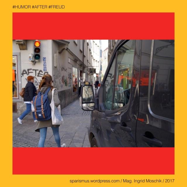 """Mag. Ingrid Moschik - #HUMOR #AFTER #FREUD #ARTIST, Mag. Ingrid Moschik – Spurensicherung """"IM NAMEN DER REPUBLIK"""", Moschik, Mag. Ingrid Moschik (*1955 Villach), Mag. Ingrid Moschik (*1955 Villach) – österreichische Künstlerin, Mag. Ingrid Moschik (*1955 Villach) – Austrian Artist, Graz – I. Innere Stadt – Glockenspielplatz (1908 bis heute), Graz – I. Innere Stadt – Glockenspielplatz = Fliegenplatzl (bis 1908), Graz – I. Innere Stadt – Glockenspielplatz 5 = Palais Herberstein (1596 bis heute), Graz – I. Innere Stadt – Glockenspielplatz 5 = Palais des Enffans d'Avernas (um 1697 bis heute), Europa = Europe, Österreich = Austria, Steiermark = Styria, George Orwell (1903-1950) - """"1984"""" = """"Nineteen Eighty-Four"""" (1949) = """"Neunzehnhundertvierundachtzig"""" (1950), George Orwell (1903 Motihari Bihar – 1950 London) – englischer Schriftsteller Essayist Journalist, George Orwell (1903 Motihari Bihar – 1950 London) – Verfasser des dystopischen Romans """"Animal Farm"""" (1945), George Orwell (1903 Motihari Bihar – 1950 London) – Verfasser des dystopischen Romans """"1984"""" (1949), George Orwell (1903-1950) - """"1984"""" – Big Brother = Grosser Bruder, George Orwell (1903-1950) - """"1984"""" – """"Big Brother is Watching You"""", Sigmund Freud = Sigismund Schlomo Freud, Sigmund Freud (1856 Freiberg Mähren – 1939 London) – österreichischer Neurologe Tiefenpsychologe Kulturtheoretiker Religionskritiker, Sigmund Freud (1856 Freiberg Mähren – 1939 London) – Begründer der Psychoanalyse, Sigmund Freud (1856 Freiberg Mähren – 1939 London) – """"Die Traumdeutung"""" (1899), Sigmund Freud (1856 Freiberg Mähren – 1939 London) – """"Zur Psychopathologie des Alltagslebens"""" (1904), Sigmund Freud (1856 Freiberg Mähren – 1939 London) – """"Der Witz und seine Beziehung zum Unbewußten"""" (1905), Sigmund Freud (1856 Freiberg Mähren – 1939 London) – """"Drei Abhandlungen zur Sexualtheorie"""" (1905), After – (deutsch) der After """"Darmausgang Ausgang Anus Arschloch Poloch Loch Poperze Rosette Oasch"""" (14. Jh.), After – mhd. after aftro - ahd. aftero"""