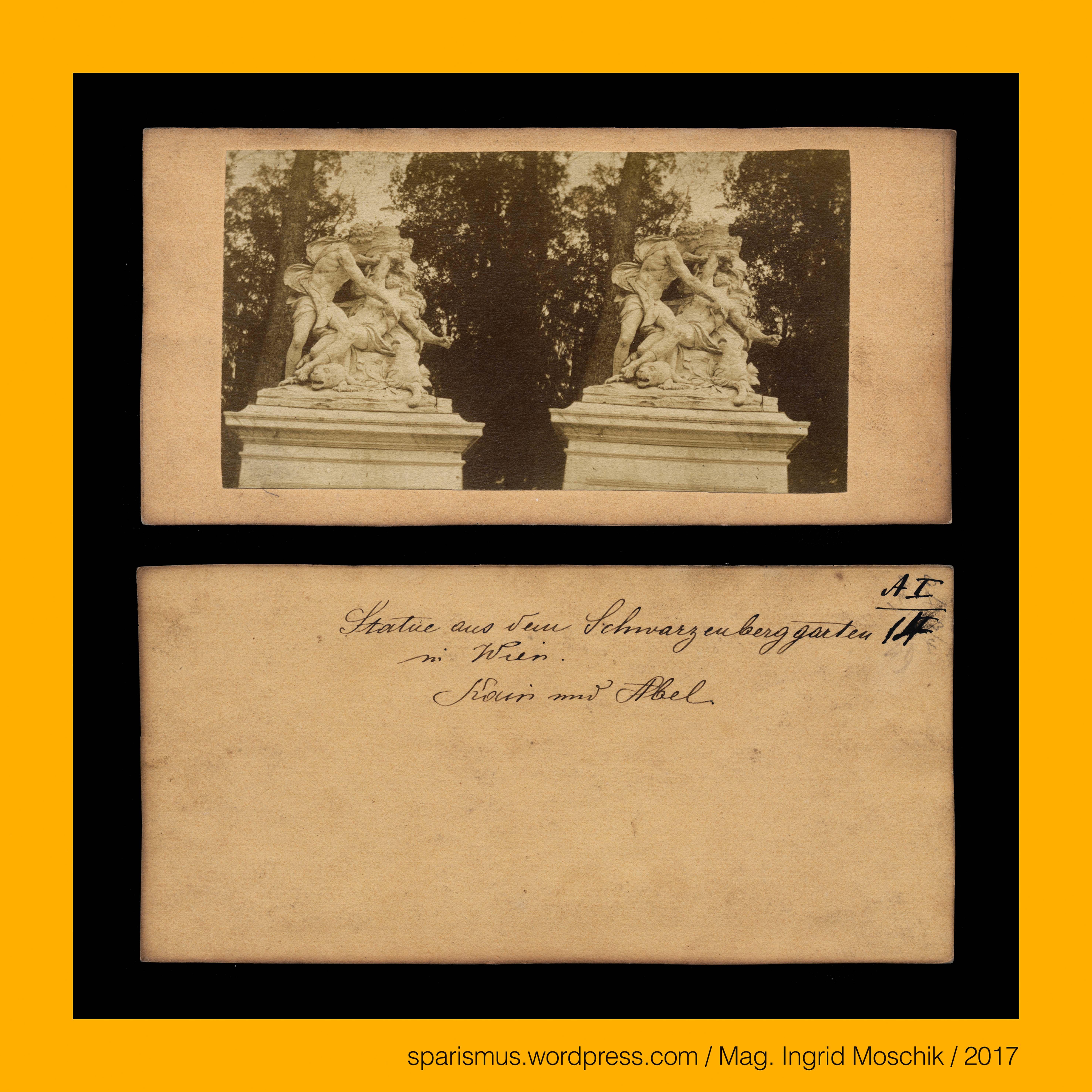 Anonymus um 1860 – Wien Rennweg 2 Palais Schwarzenberg