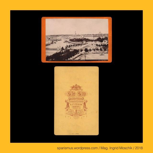 """A. F. CZIHAK, A. F. Czihak (um 1840 – 1883 Wien) - Wiener Photohändler und Photoverleger in der 1860ern bis 1883, Czihak = Cihak = Tschihak – Etymology 1 Cestine cihar cizbar """"birdtrapping Vogelfänger Vogelhändler"""" – Kuckuck guggen gucken kieken coucou cuckoo, Wien – 1. Bezirk = Stadt + 3. Bezirk = Landstrasse – Radetzkybrücke, Wien – 1. Bezirk = Stadt + 3. Bezirk = Landstrasse – Radetzkybrücke verbindet die Uraniastrasse im Norden mit der Radetzkystrasse im Süden, Wien – 1. Bezirk = Stadt + 3. Bezirk = Landstrasse – Radetzkybrücke (seit 1869 bis heute) – Weissgerberbrücke (vor 1869), Donaudampfschifffahrtsgesellschaft, Donau-Dampf-Schifffahrts-Gesellschaft, DDSG, DDSG-Gebäude, DDSG-Direktionsgebäude - 1856 Bau des DDSG-Direktionsgebäudes am Wiener Donaukanal bei der Urania, 1857-1982 Firmensitz der DDSG in Wien III. Landstrasse, Dampfschiffstrasse 2, Josef Wenzel Radetzky von Radetz (1766 Schloss Trebnitz Böhmen – 1858 Mailand) – österreichischer Feldmarschall, Mag. Ingrid Moschik – Spurensicherung """"IM NAMEN DER REPUBLIK"""", Dr. Timm Starl (*1939 Wien - ) - österreichischer Kulturwissenschaftler Fotohistoriker Ausstellungskurator FOTOGESCHICHTE-Gründer"""