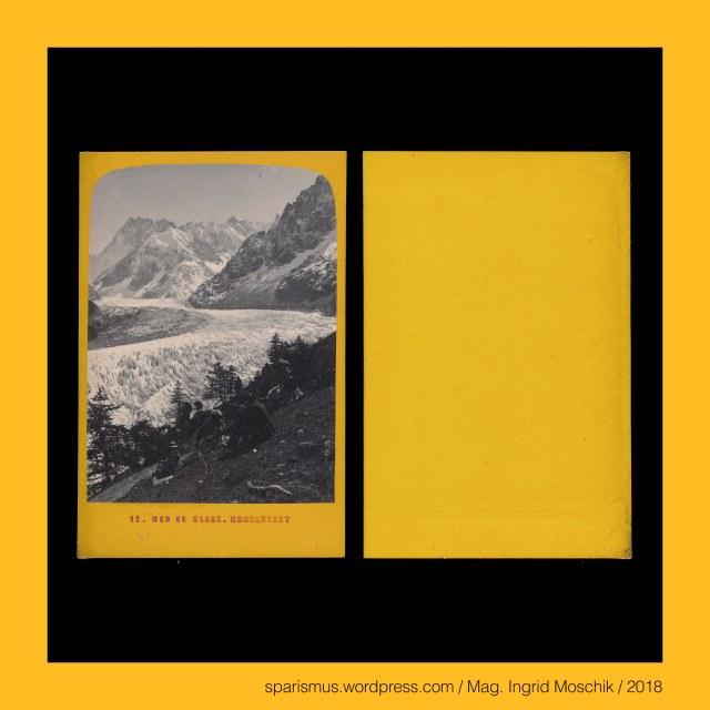 """Joseph Tairraz (1827 Chamonix – 1902 Chamonix) – guide de montagne et photographe a Chamonix, Georges Tairraz I (1868 Chamonix – 1924 Chamonix) - photographe a Chamonix – fils Jospeh Tairraz, Georges Tairraz II (1900 Chamonix - 1975 Chamonix) - photographe a Chamonix – fils de Georges Tairraz I, Pierre Tairraz (1933 Chamonix – 2000 Chamonix) - photographe a Chamonix –fils de Georges Tairraz II, Tairraz = Terraz = Terraza = Terrazo – Terrasse – Etymologie 1 """"der im trockenen Gebirge lebt"""" Latin terra """"earth soil erde land property"""" – PIE *ters """"dry trocken dürr dorren"""", Chamonix – Department Haute-Savoie – Glacier Montanvert = Montanvert = Montainvert = Montvers, Chamonix – Department Haute-Savoie – Montenvers – auf 1913 m gelegener Felssporn und Aussichtspunkt über dem Glace de Mer, Chamonix – Department Haute-Savoie – Glacier Montanvert = Montanvert – Mer der Glace = Sea of Ice = Eismeer, Chamonix – Department Haute-Savoie – Mer der Glace = Sea of Ice = Eismeer – bis 420 m dicker Gletscher der Mont-Blanc-Gruppe, Chamonix – Department Haute-Savoie – Mer der Glace = Sea of Ice = Eismeer – circa 12 km langer und bis 2000 m breiter Gletscher der Mont-Blanc-Gruppe, Chamonix – Department Haute-Savoie – Mer der Glace = Sea of Ice = Eismeer – circa 32 qkm grosser Gletscher der Mont-Blanc-Gruppe, Chamonix – Department Haute-Savoie – Glacier Montanvert = Montanvert – Mer der Glace on the northern slopes of the Montblanc massif, Chamonix – Department Haute-Savoie – Glacier Montanvert = Montanvert = Montainvert = Montvers – Etymology 1 mons vert = mons veridis """"green mountian"""", Chamonix – Department Haute-Savoie – Le Mauvais Pas - """"Der beschwerliche Weg zum Gletschermeer"""", Chamonix – Department Haute-Savoie – Le Mauvais Pas et la mer de glace, Chamonix – Department Haute-Savoie – Le Mauvais Pas – frz. mauvais """"schlecht schwierig übel schlimm böse bad wrong incorrect"""" – Vulgar Latin malifatius -  Latin malu """"bad"""" + fatum """"fate"""", Chamonix – Department Haute-Savoie – Le Brevent, """