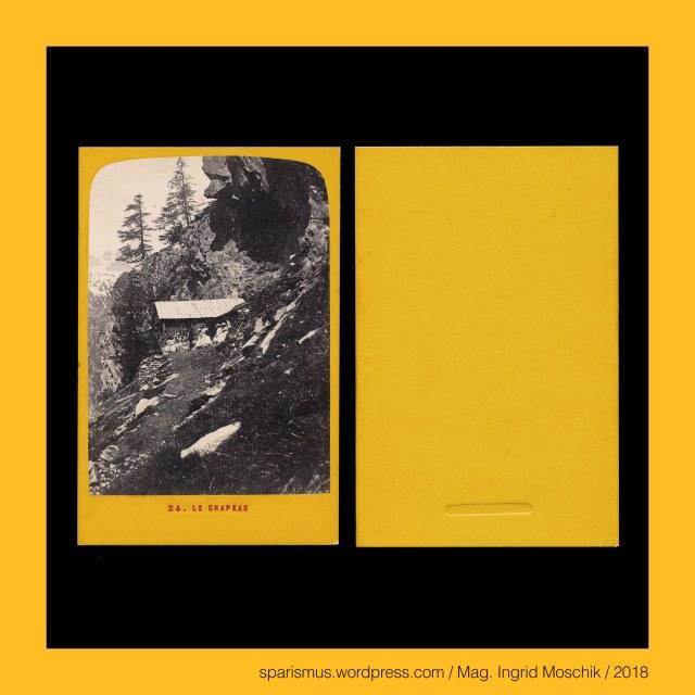 """Joseph Tairraz (1827 Chamonix – 1902 Chamonix) – guide de montagne et photographe a Chamonix, Georges Tairraz I (1868 Chamonix – 1924 Chamonix) - photographe a Chamonix – fils Jospeh Tairraz, Georges Tairraz II (1900 Chamonix - 1975 Chamonix) - photographe a Chamonix – fils de Georges Tairraz I, Pierre Tairraz (1933 Chamonix – 2000 Chamonix) - photographe a Chamonix –fils de Georges Tairraz II, Tairraz = Terraz = Terraza = Terrazo – Terrasse – Etymologie 1 """"der im trockenen Gebirge lebt"""" Latin terra """"earth soil erde land property"""" – PIE *ters """"dry trocken dürr dorren"""", Chamonix – Department Haute-Savoie – Le Chapeau, Chamonix – Department Haute-Savoie – Le Chapeau – auf 1630 m ü.A. gelegenes Ausflugsziel auf dem Weg zur Manc-Blanc-Gruppe, Chamonix – Department Haute-Savoie – Le Chapeau – """"Der Hut – Die Hütte"""" – Vulgar Latin *capellus – Latin cappa """"Kappe cap cape"""" – PIE *kaput """"Kopf head"""", Chamonix – Department Haute-Savoie – Glacier Montanvert = Montanvert = Montainvert = Montvers, Chamonix – Department Haute-Savoie – Montenvers – auf 1913 m gelegener Felssporn und Aussichtspunkt über dem Glace de Mer, Chamonix – Department Haute-Savoie – Glacier Montanvert = Montanvert – Mer der Glace = Sea of Ice = Eismeer, Chamonix – Department Haute-Savoie – Mer der Glace = Sea of Ice = Eismeer – bis 420 m dicker Gletscher der Mont-Blanc-Gruppe, Chamonix – Department Haute-Savoie – Mer der Glace = Sea of Ice = Eismeer – circa 12 km langer und bis 2000 m breiter Gletscher der Mont-Blanc-Gruppe, Chamonix – Department Haute-Savoie – Mer der Glace = Sea of Ice = Eismeer – circa 32 qkm grosser Gletscher der Mont-Blanc-Gruppe, Chamonix – Department Haute-Savoie – Glacier Montanvert = Montanvert – Mer der Glace on the northern slopes of the Montblanc massif, Chamonix – Department Haute-Savoie – Glacier Montanvert = Montanvert = Montainvert = Montvers – Etymology 1 mons vert = mons veridis """"green mountian"""", Chamonix – Department Haute-Savoie – Le Mauvais Pas - """"Der beschwerliche Weg zu"""