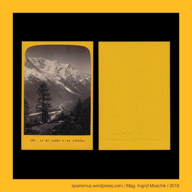 """Joseph Tairraz (1827 Chamonix – 1902 Chamonix) – guide de montagne et photographe a Chamonix, Georges Tairraz I (1868 Chamonix – 1924 Chamonix) - photographe a Chamonix – fils Jospeh Tairraz, Georges Tairraz II (1900 Chamonix - 1975 Chamonix) - photographe a Chamonix – fils de Georges Tairraz I, Pierre Tairraz (1933 Chamonix – 2000 Chamonix) - photographe a Chamonix –fils de Georges Tairraz II, Tairraz = Terraz = Terraza = Terrazo – Terrasse – Etymologie 1 """"der im trockenen Gebirge lebt"""" Latin terra """"earth soil erde land property"""" – PIE *ters """"dry trocken dürr dorren"""", Chamonix – Department Haute-Savoie – Canton Valois – La Flegere, Chamonix – Department Haute-Savoie – Canton Valois – La Flegere – 1877 m ü.A. gelegene Gemeinde am Südhang des Mont-Blanc-Massivs, Fregere – Etymology 1 Latin flegere fregere frigere frigus frigidus """"cold"""" – PIE *sriHges- """"I am cold or chilly freeze frieren"""", Chamonix – Department Haute-Savoie – Canton Valois - Le Col de Balme, Chamonix – Le Col de Balme – bis 2195 m hoher Alpenpass zwischen Trient in der Schweiz (Kanton Wallis) und dem französischen Argentiere (Department Haute-Savoie, Chamonix – Department Haute-Savoie – Le Col de Balme – """"Hochebene Pass Übergang"""", Chamonix – Department Haute-Savoie – Le Col de Balme – frz. balme = baume = balma = bauma """"une cavite naturelle Vertiefung Grotte"""", Chamonix – Department Haute-Savoie – Le Col de Balme – frz. col = collet = collu = cou = coux = couz – Latin collum """"passage de montaigne Pass hameau col cime"""", Chamonix – Department Haute-Savoie – Glacier Montanvert = Montanvert = Montainvert = Montvers, Chamonix – Department Haute-Savoie – Montenvers – auf 1913 m gelegener Felssporn und Aussichtspunkt über dem Glace de Mer, Chamonix – Department Haute-Savoie – Glacier Montanvert = Montanvert – Mer der Glace = Sea of Ice = Eismeer, Chamonix – Department Haute-Savoie – Mer der Glace = Sea of Ice = Eismeer – bis 420 m dicker Gletscher der Mont-Blanc-Gruppe, Chamonix – Department Haute-Savoie – Me"""